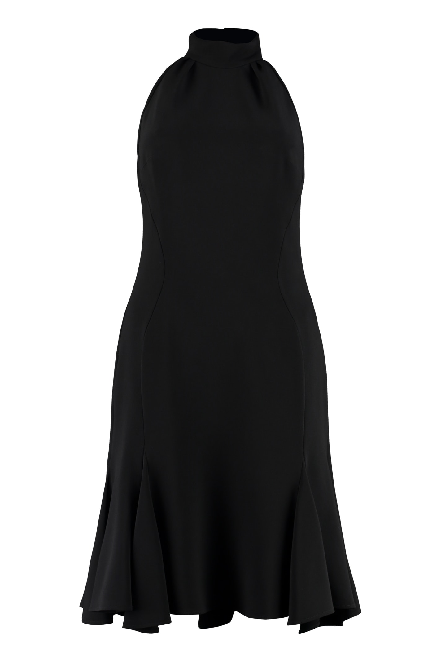 Stella McCartney Jayda Halter-neck Dress