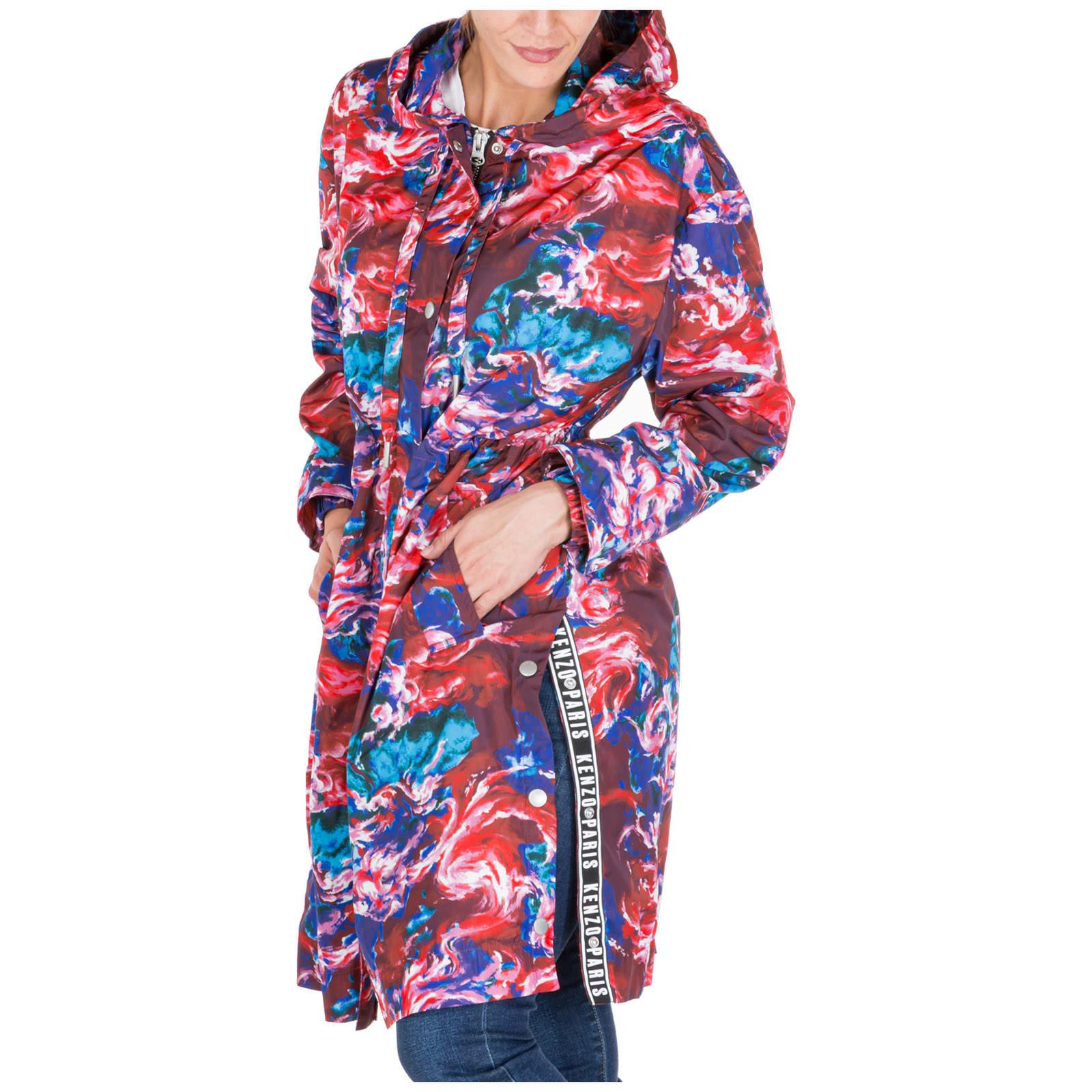 Kenzo Outerwear Jacket Blouson Hood