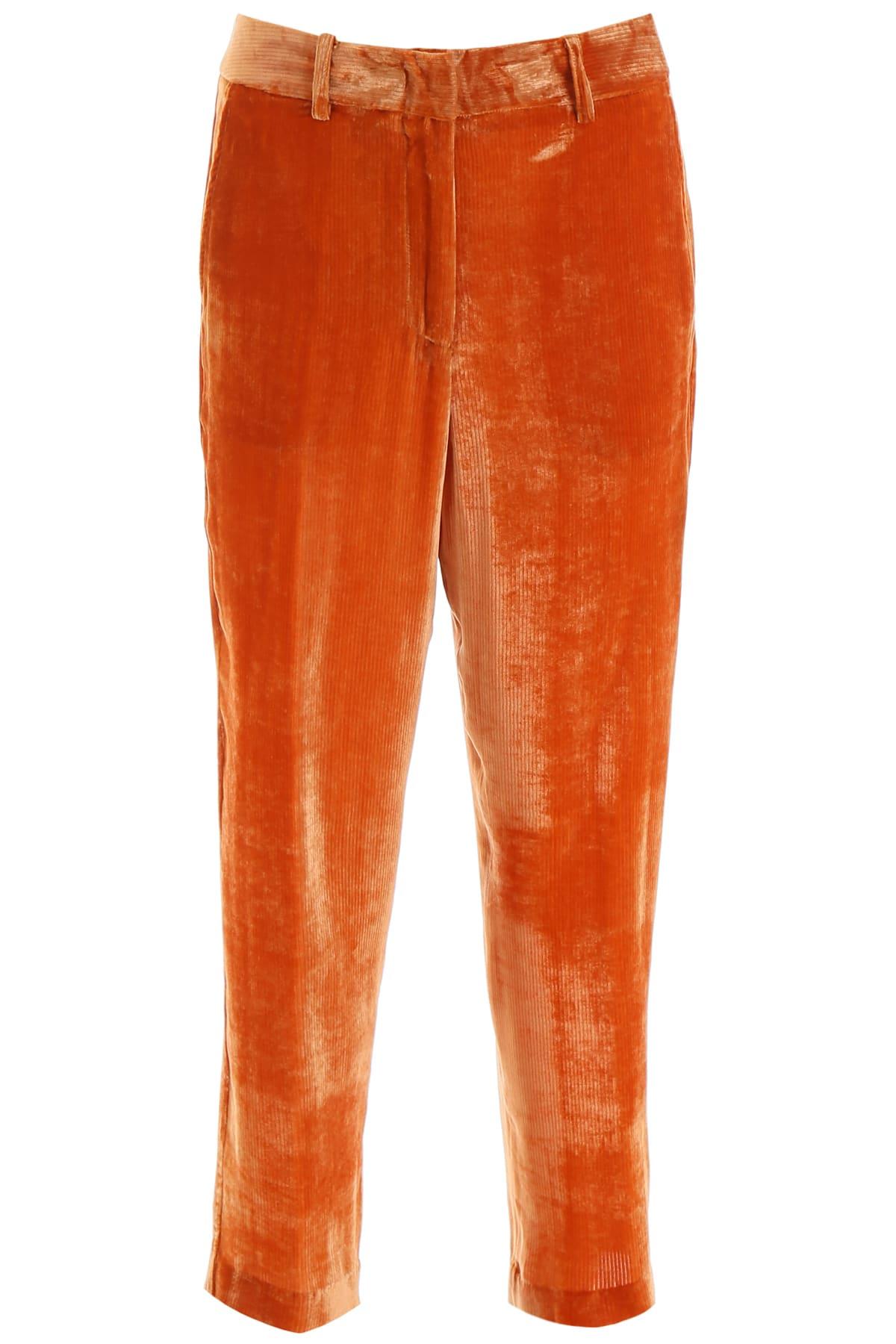 Sies Marjan Velvet Trousers