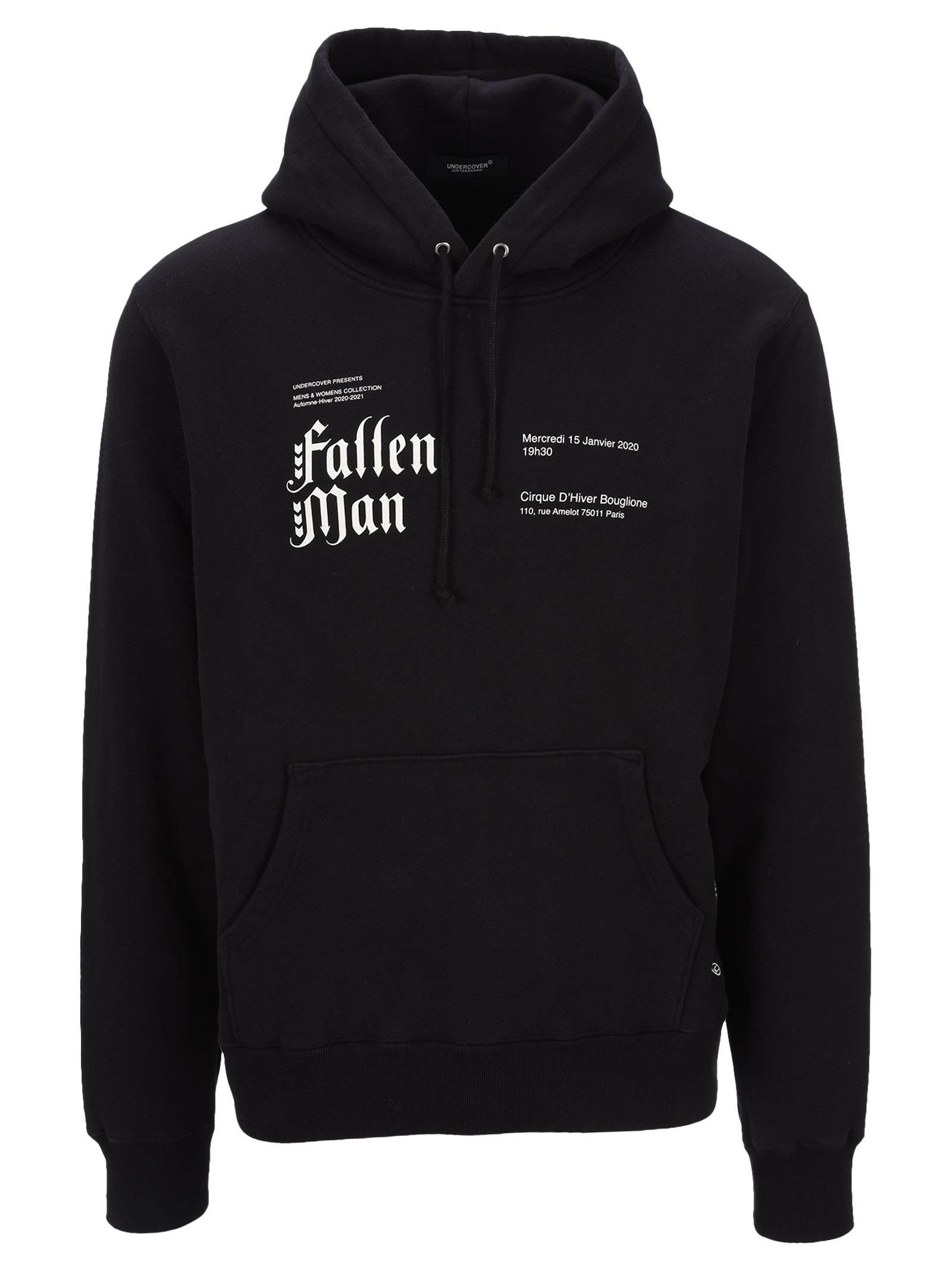 Undercover fallen Man Hoodie