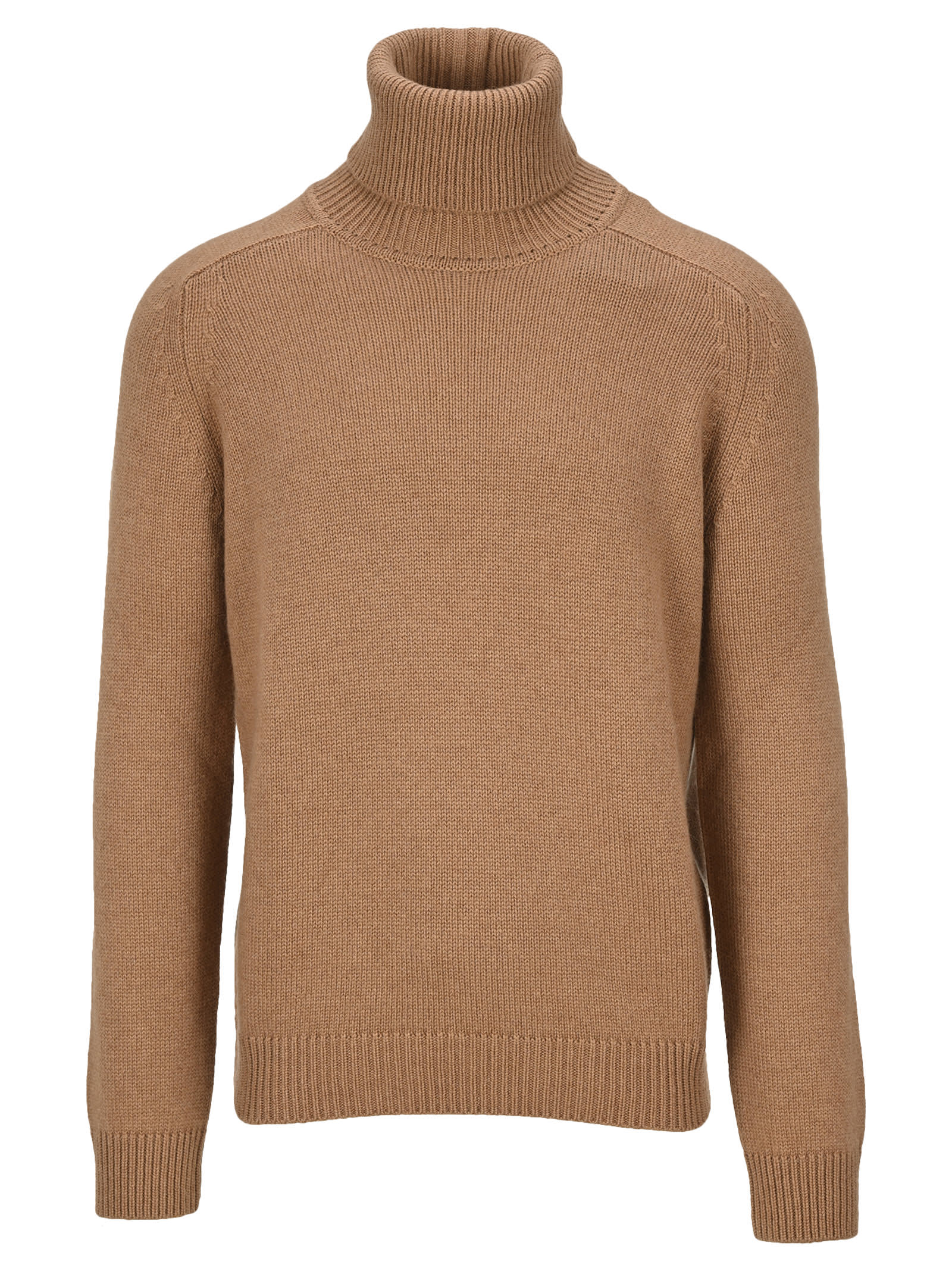 Saint Laurent High Neck Jumper