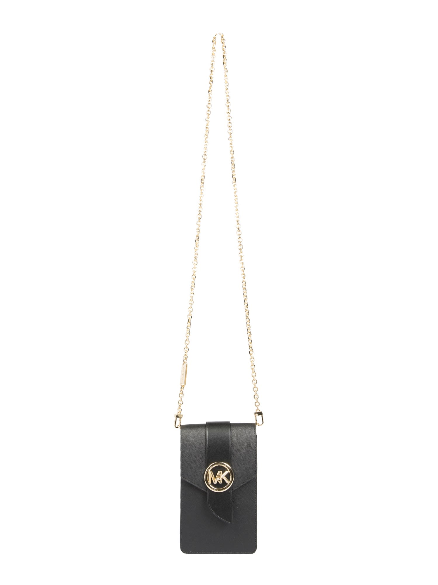 Michael Michael Kors SMALL SMARTPHONE SHOULDER BAG