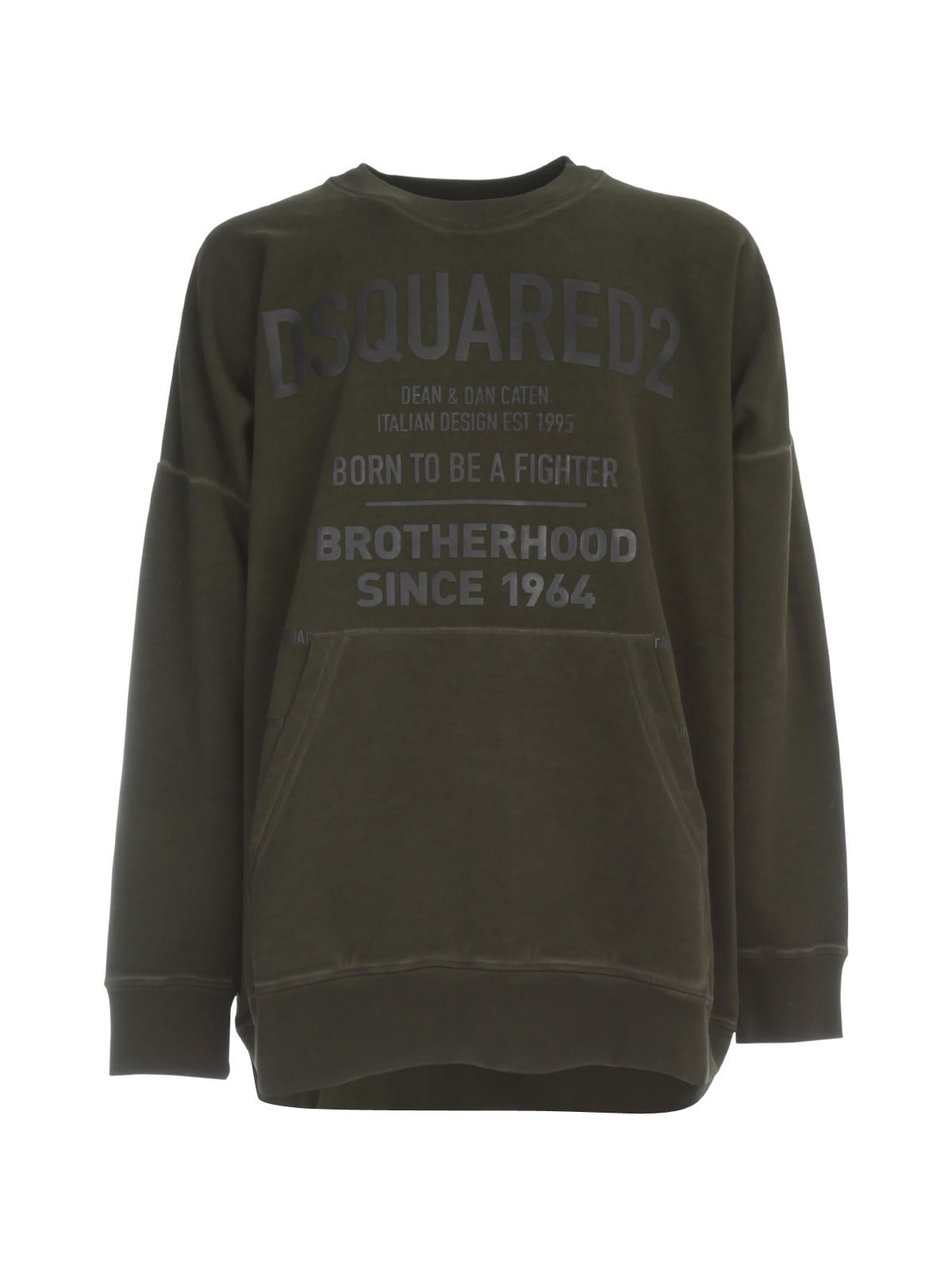 Dsquared2 Yoyo Fit L/s Dyed T-shirt
