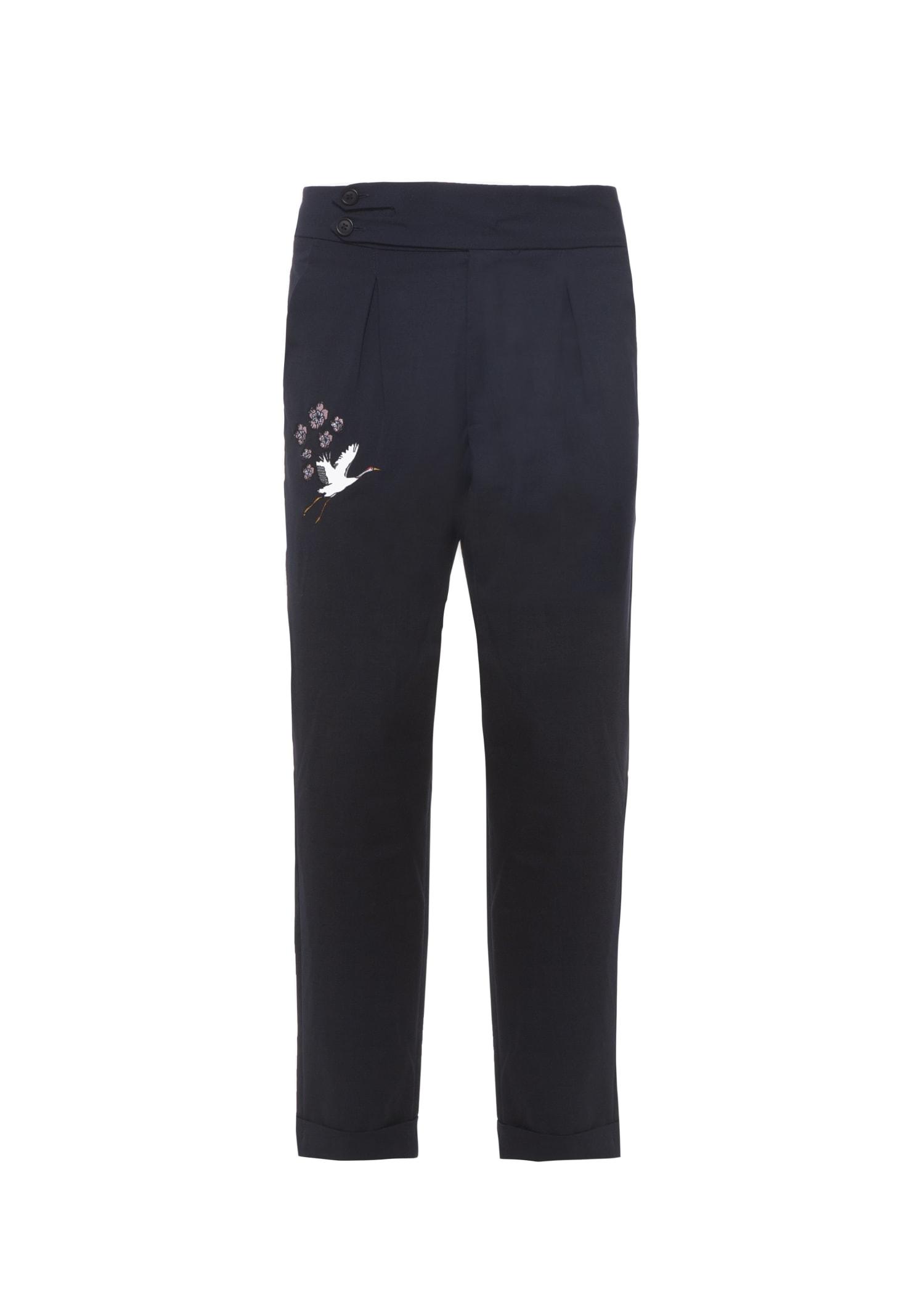 Pants Japan Blue
