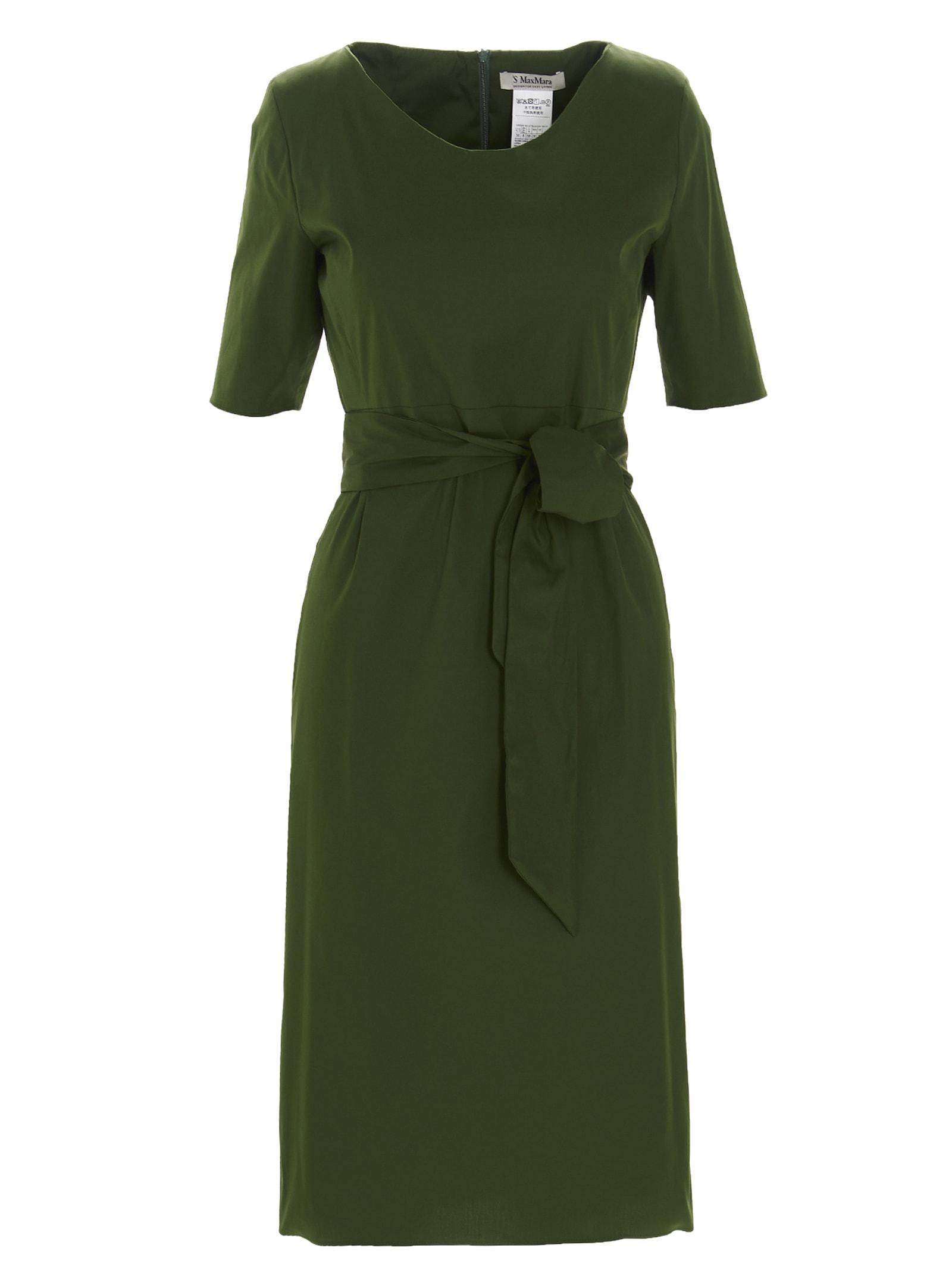 Max Mara Midi dresses LIRICHE DRESS