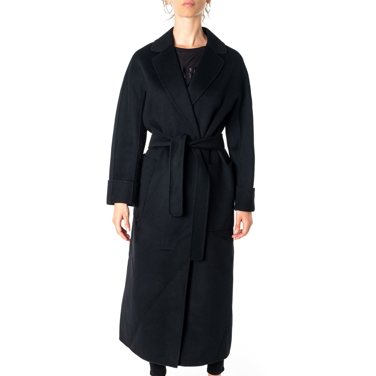 S Max Mara Here is The Cube Coat