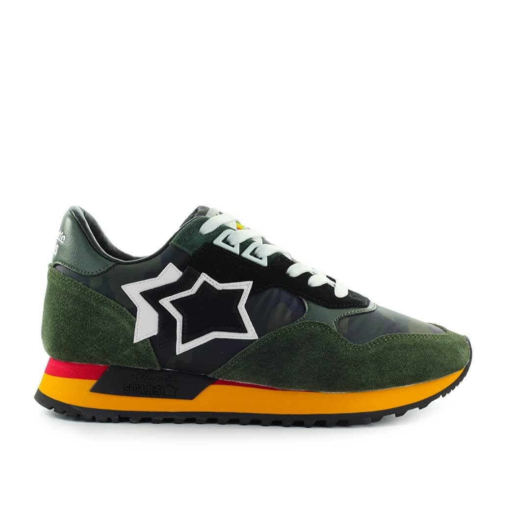 Draco Camouflage Sneaker