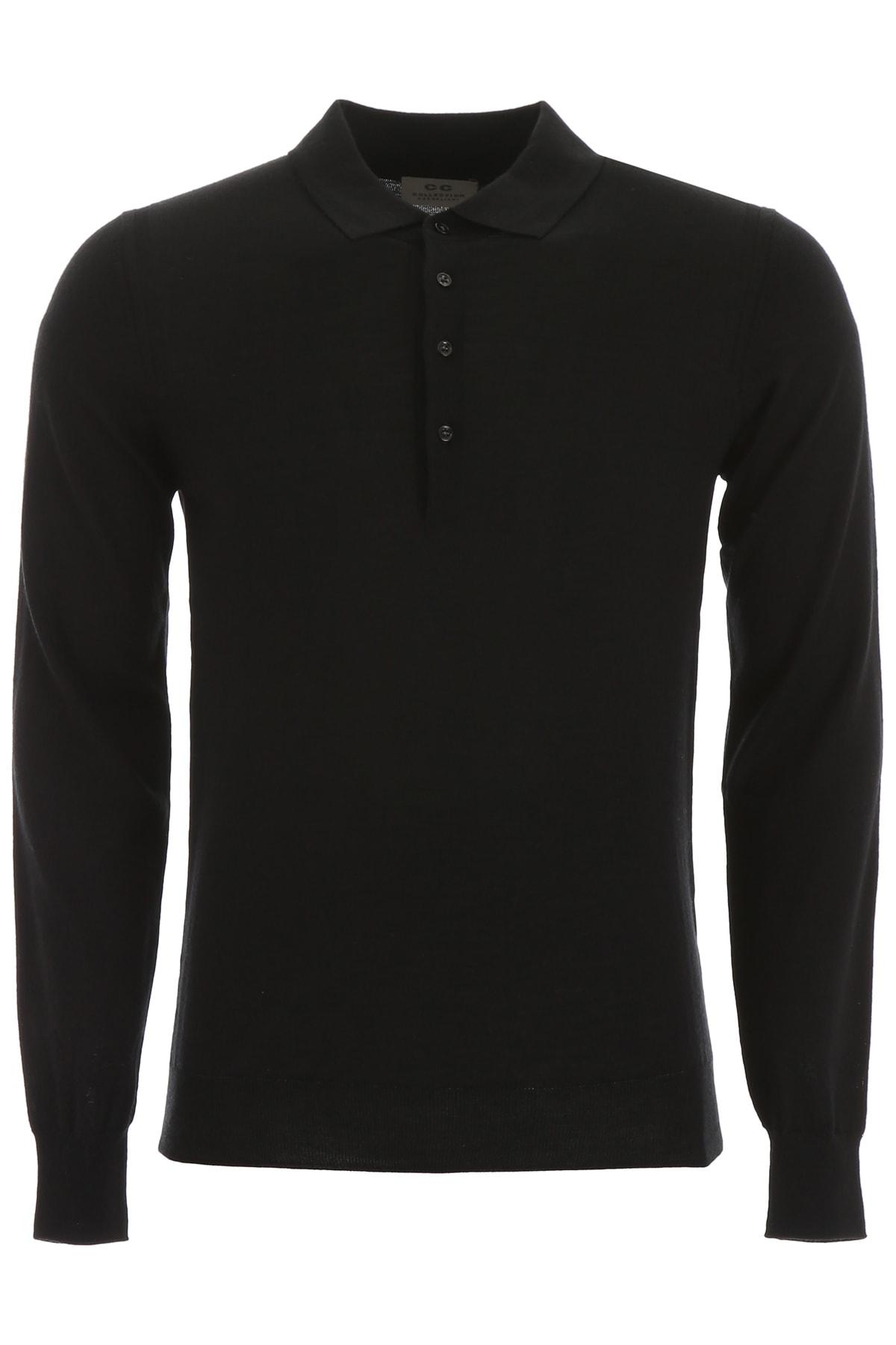 Wool Polo Shirt