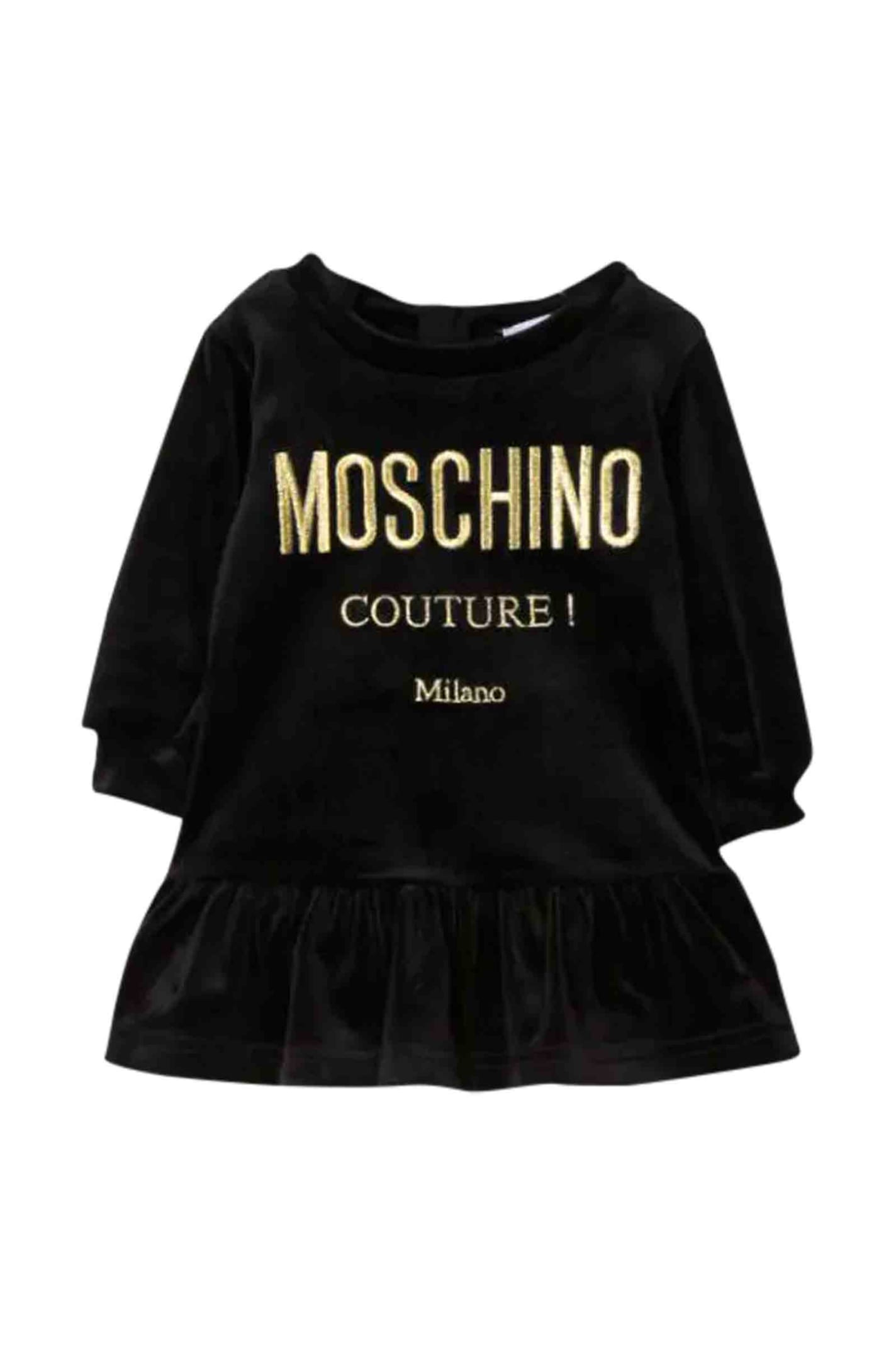 Moschino Embroidery Dress