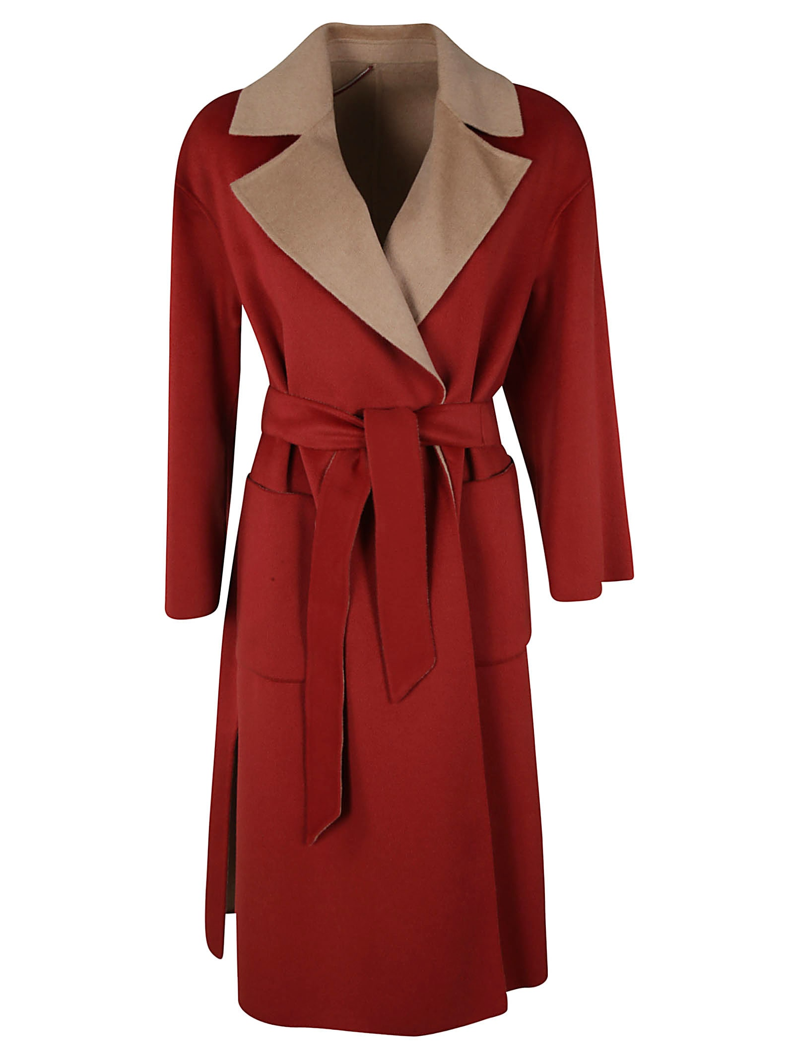 Photo of  Max Mara Studio Zibetto Coat- shop Max Mara Studio jackets online sales
