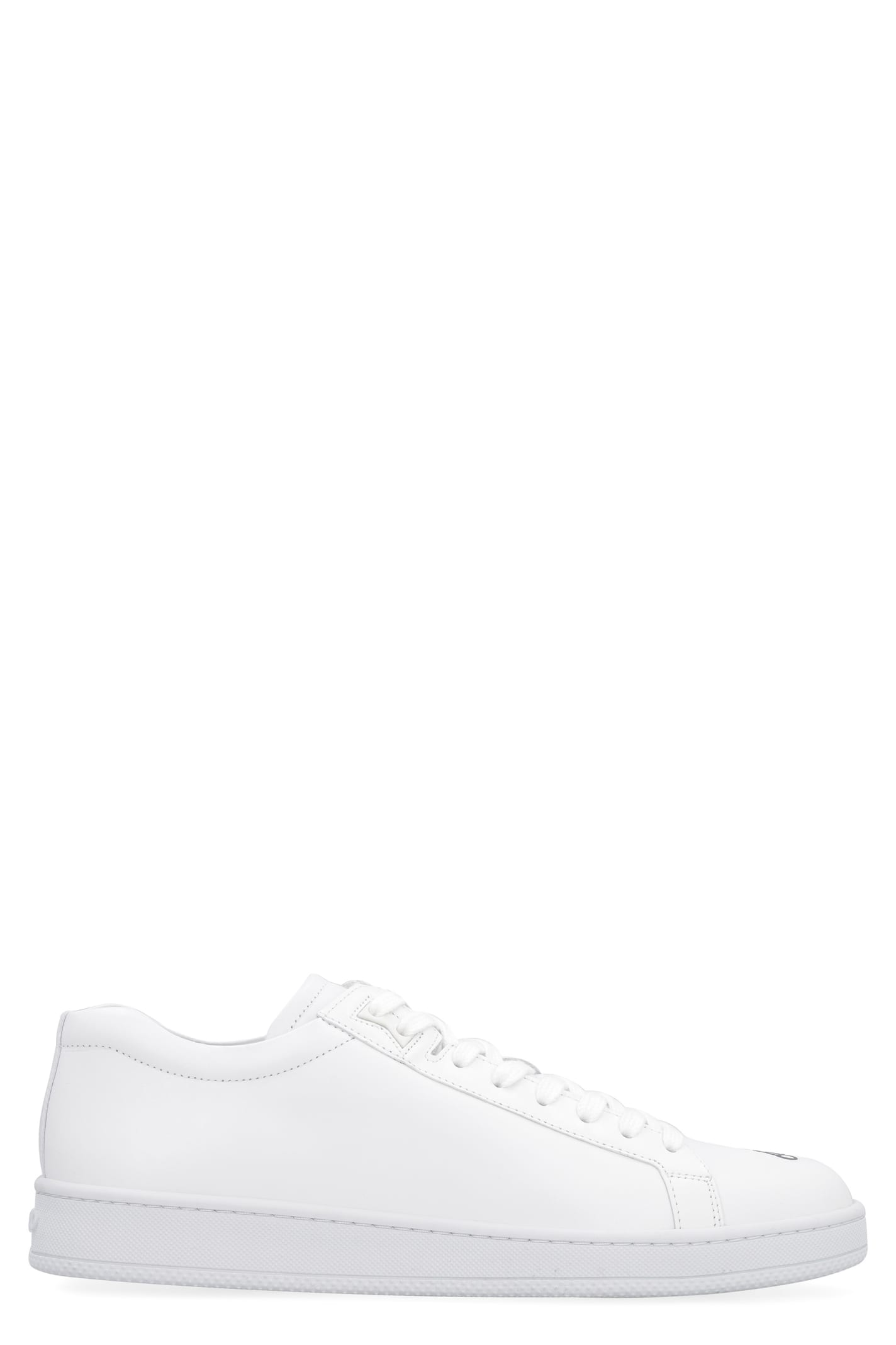 Kenzo Leather Low-top Sneakers