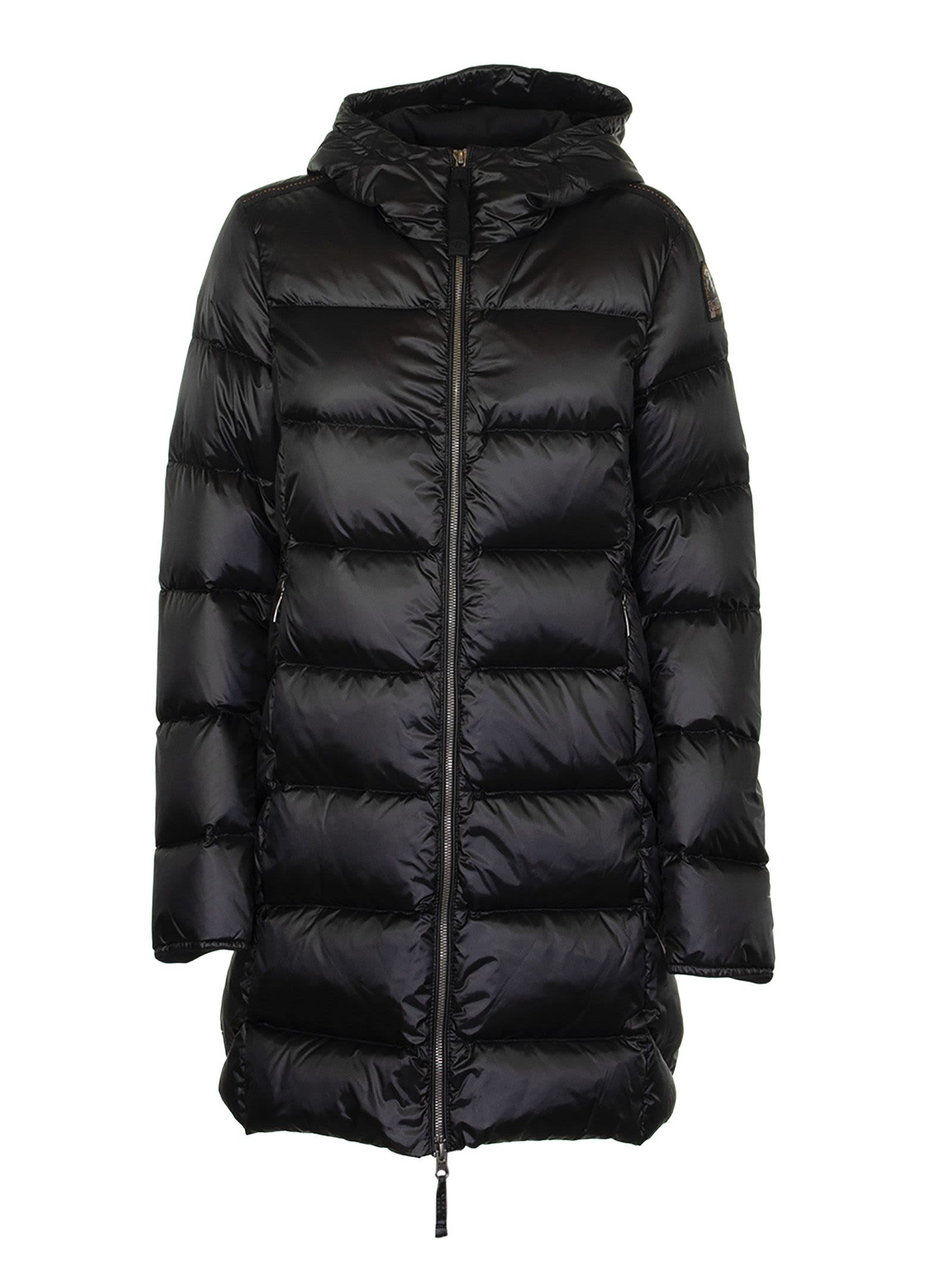 Parajumpers Marion Black Jacket Down