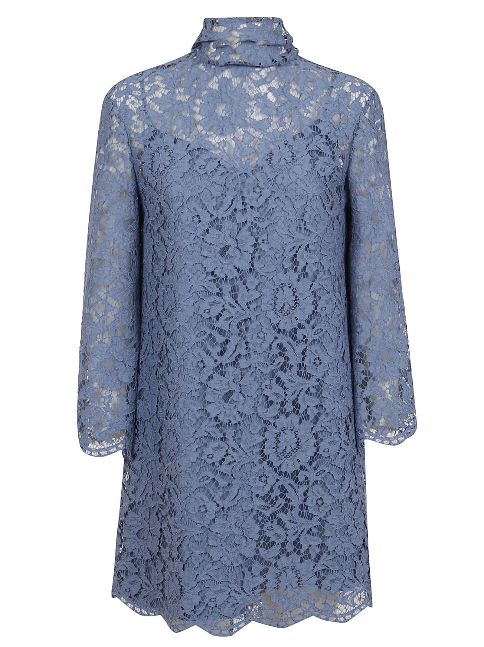 Buy Valentino Lace Dress online, shop Valentino with free shipping