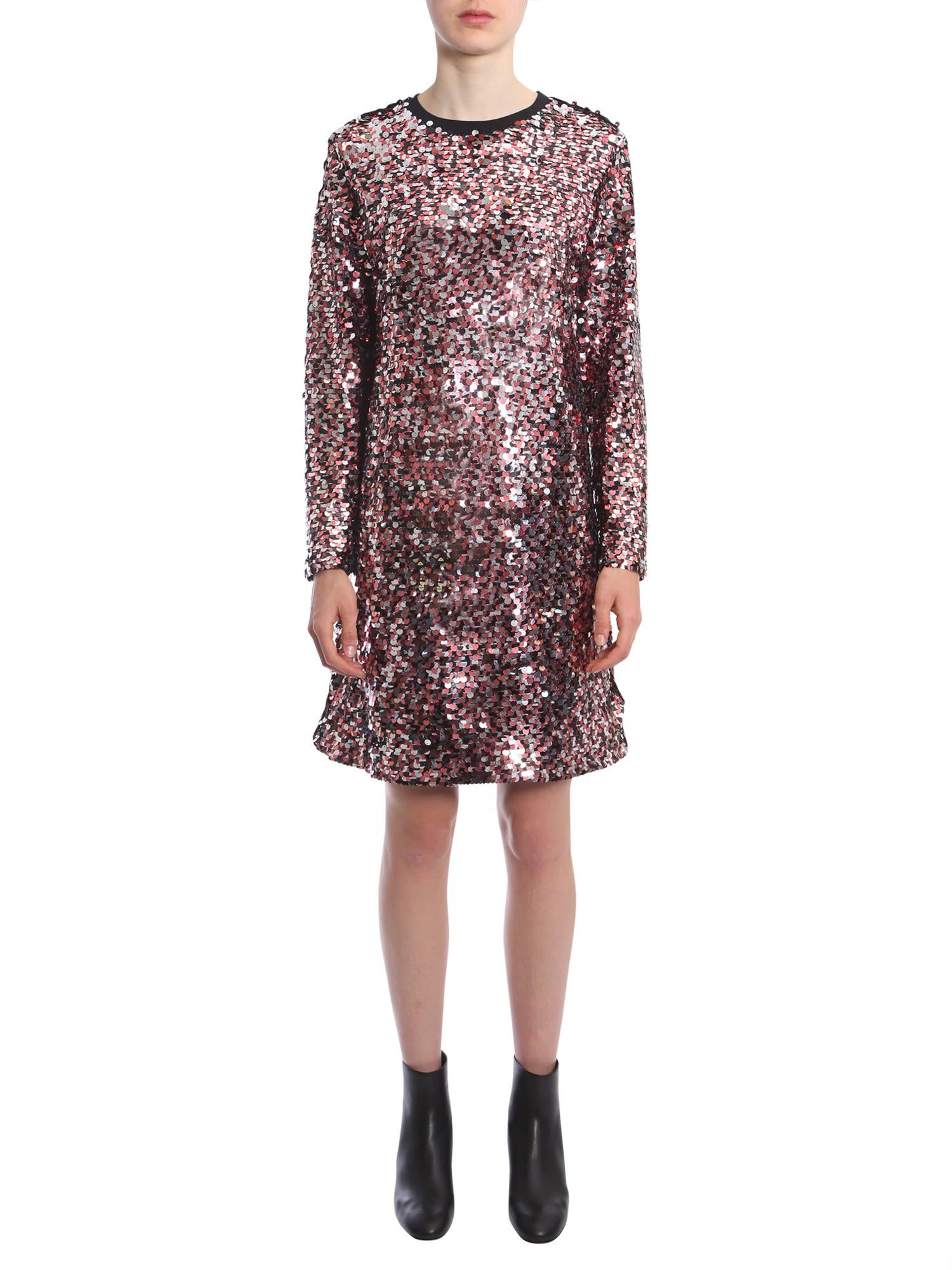 McQ Alexander McQueen Sequin Dress