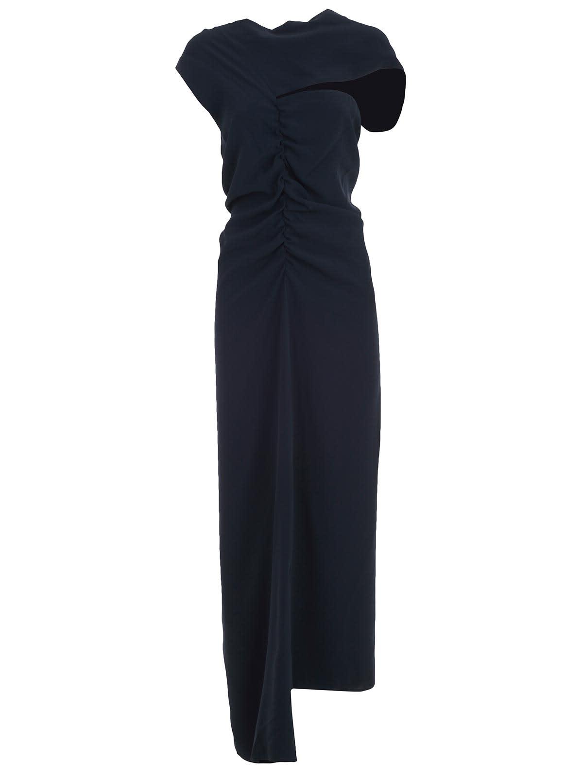 Colville Dress W & s Cady W & drape