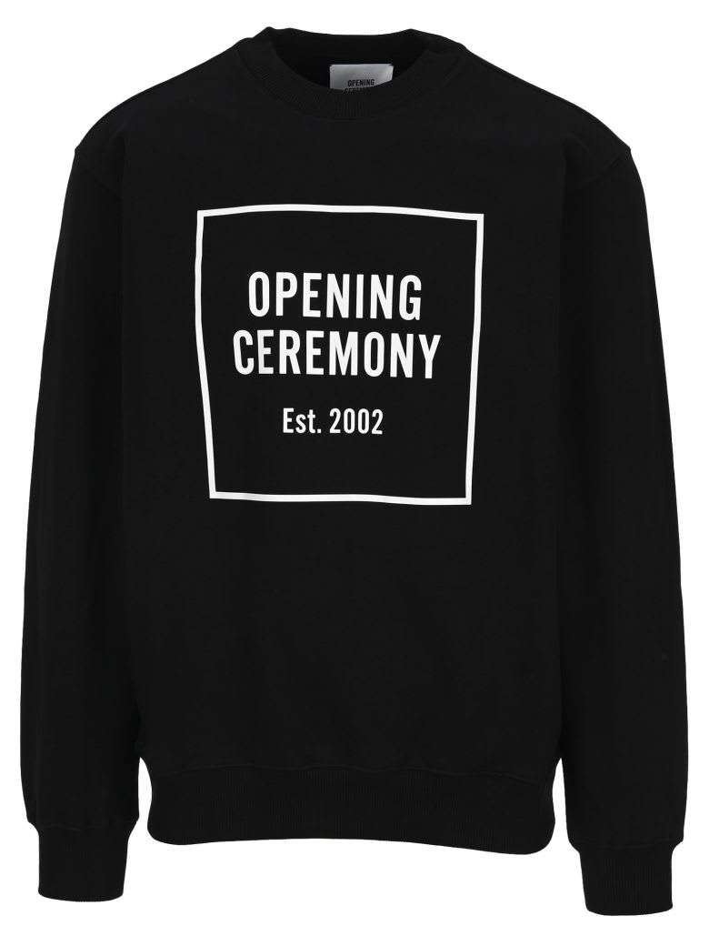 Opening Ceremony BOX LOGO REG. CREWNECK