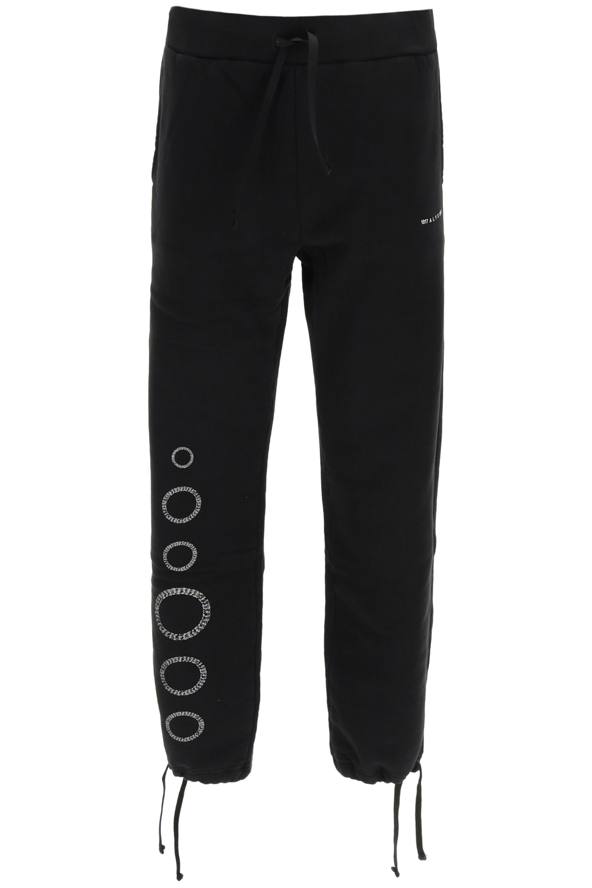 Alyx Cottons CUBE CHAIN PRINT JOGGERS