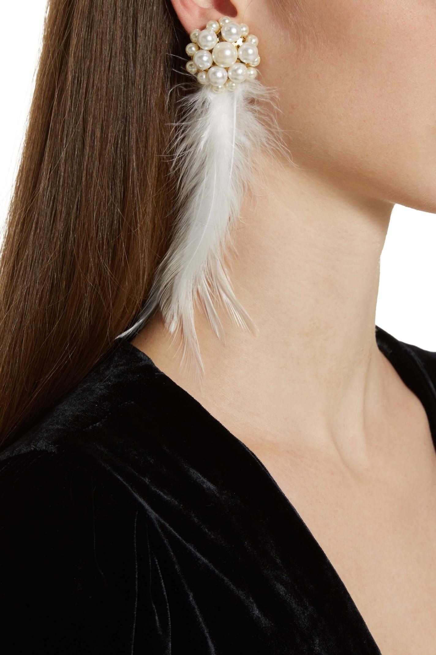 Swallow Single Stud Earring
