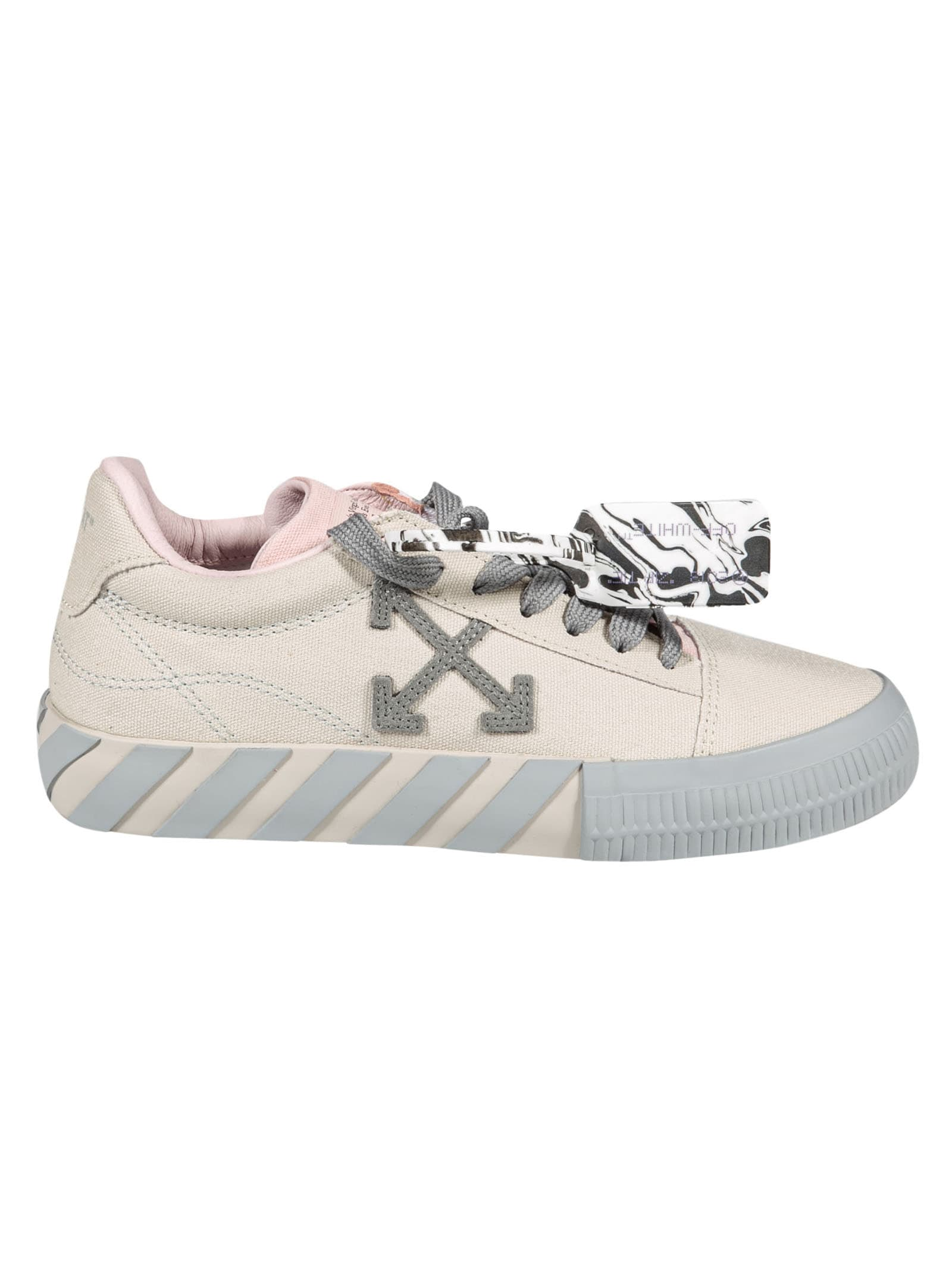 Off-White Sneakers LOW VULCANIZED SNEAKERS