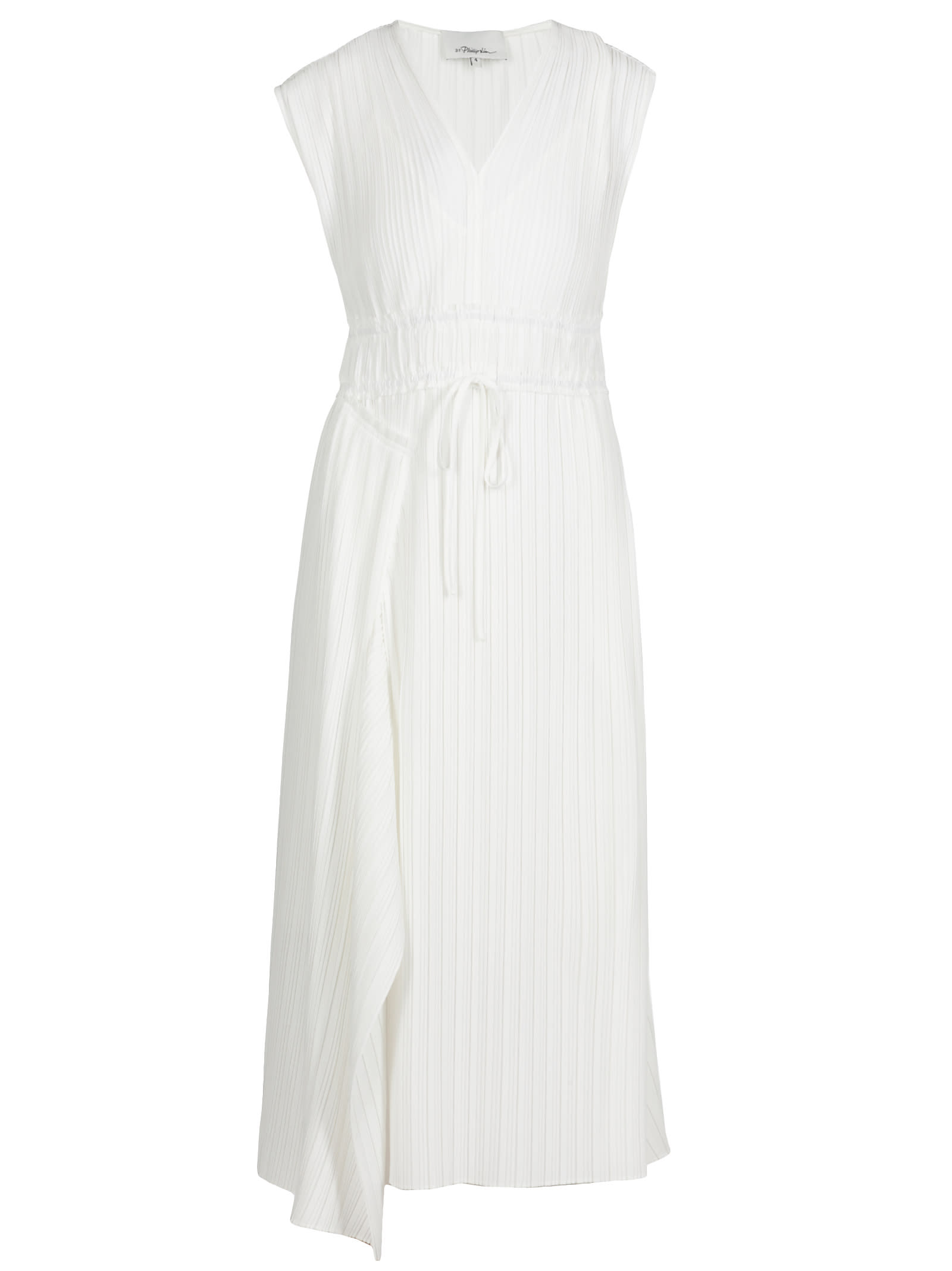 Buy 3.1 Phillip Lim Long Pleated Dress online, shop 3.1 Phillip Lim with free shipping