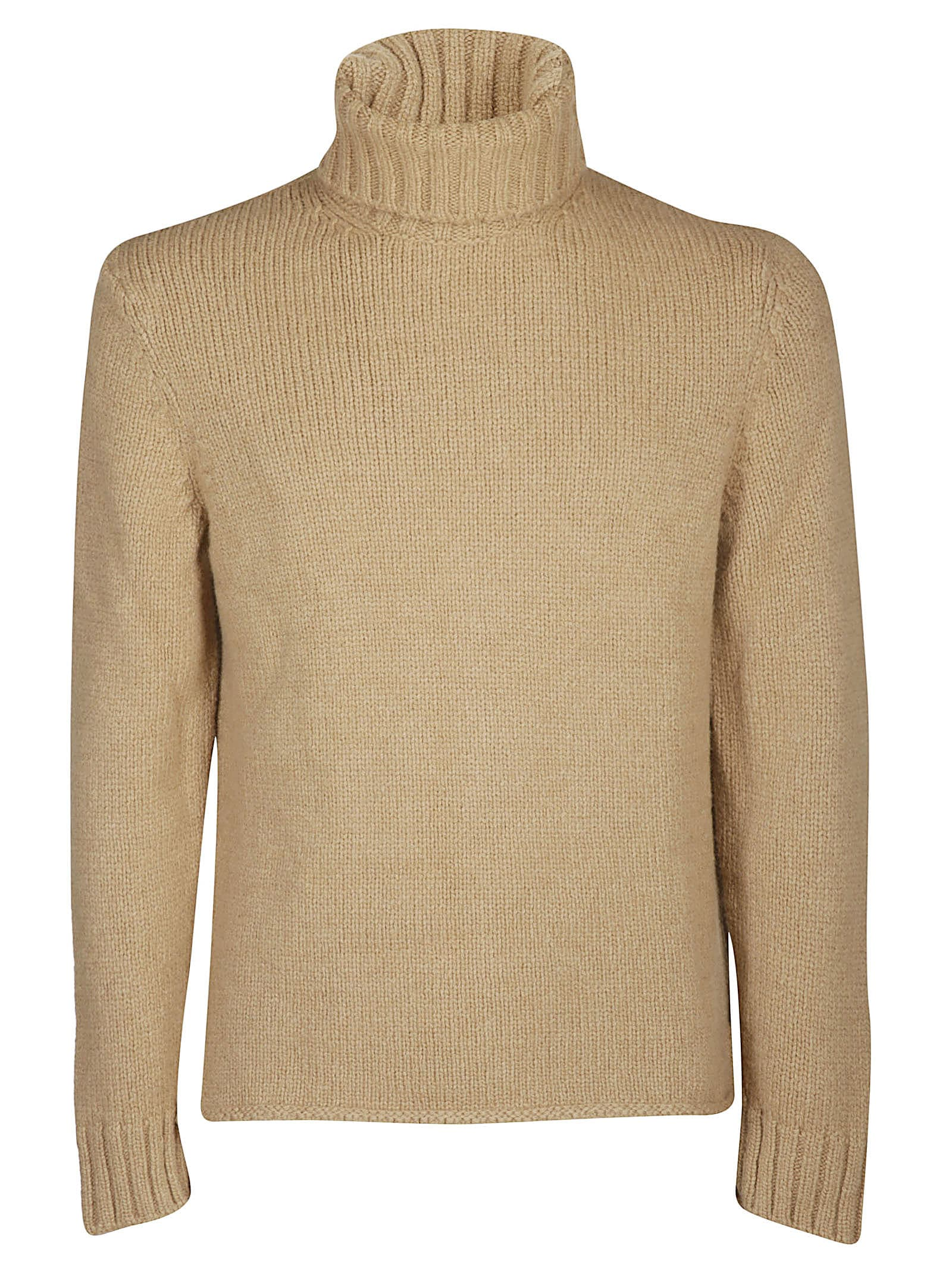0714c288 Ermenegildo Zegna Wool Roll-neck Jumper