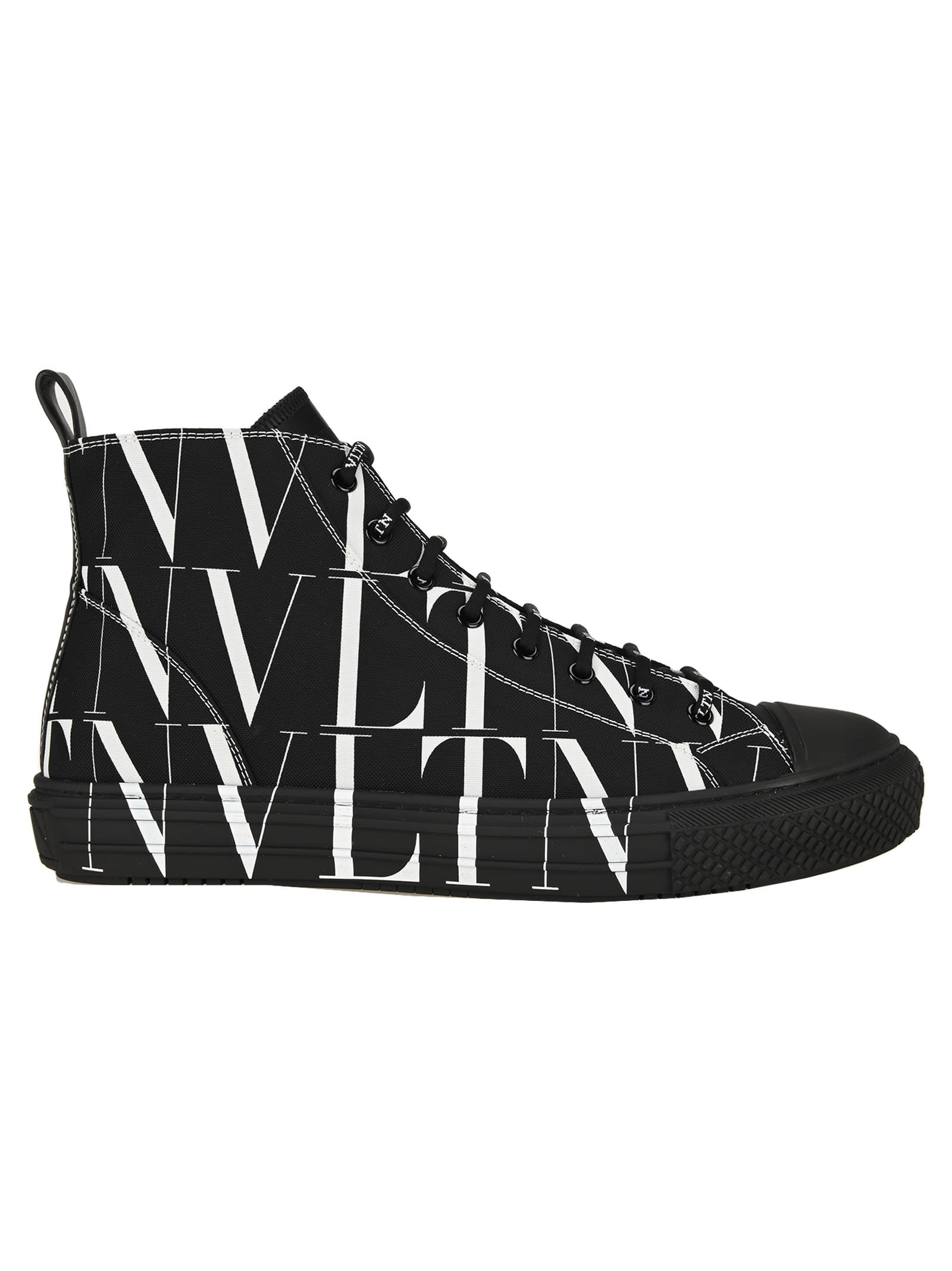 VALENTINO VLTN HIGH TOP SNEAKERS