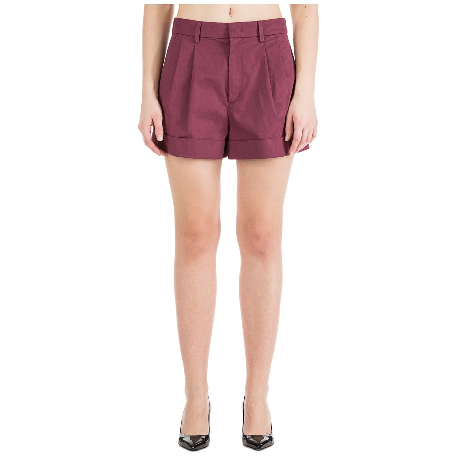 64d08bdb11 Isabel Marant Pantaloncini Corti Shorts Donn Woman Bermuda