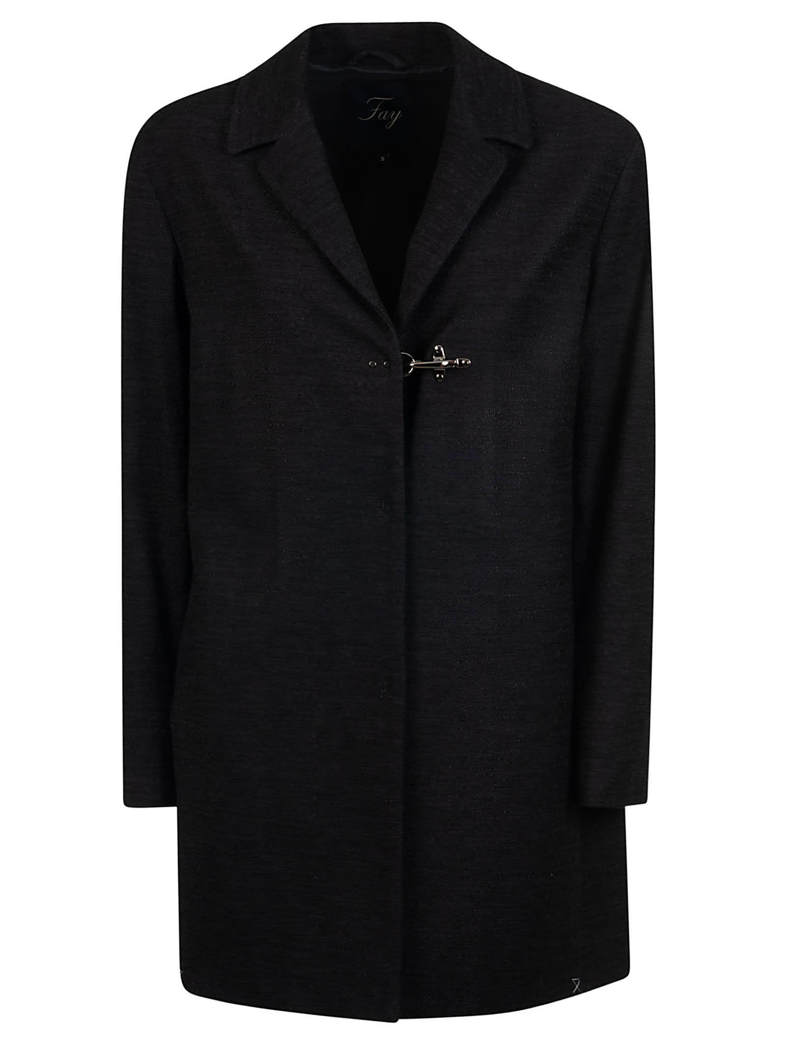 Fay Long Sleeved Coat