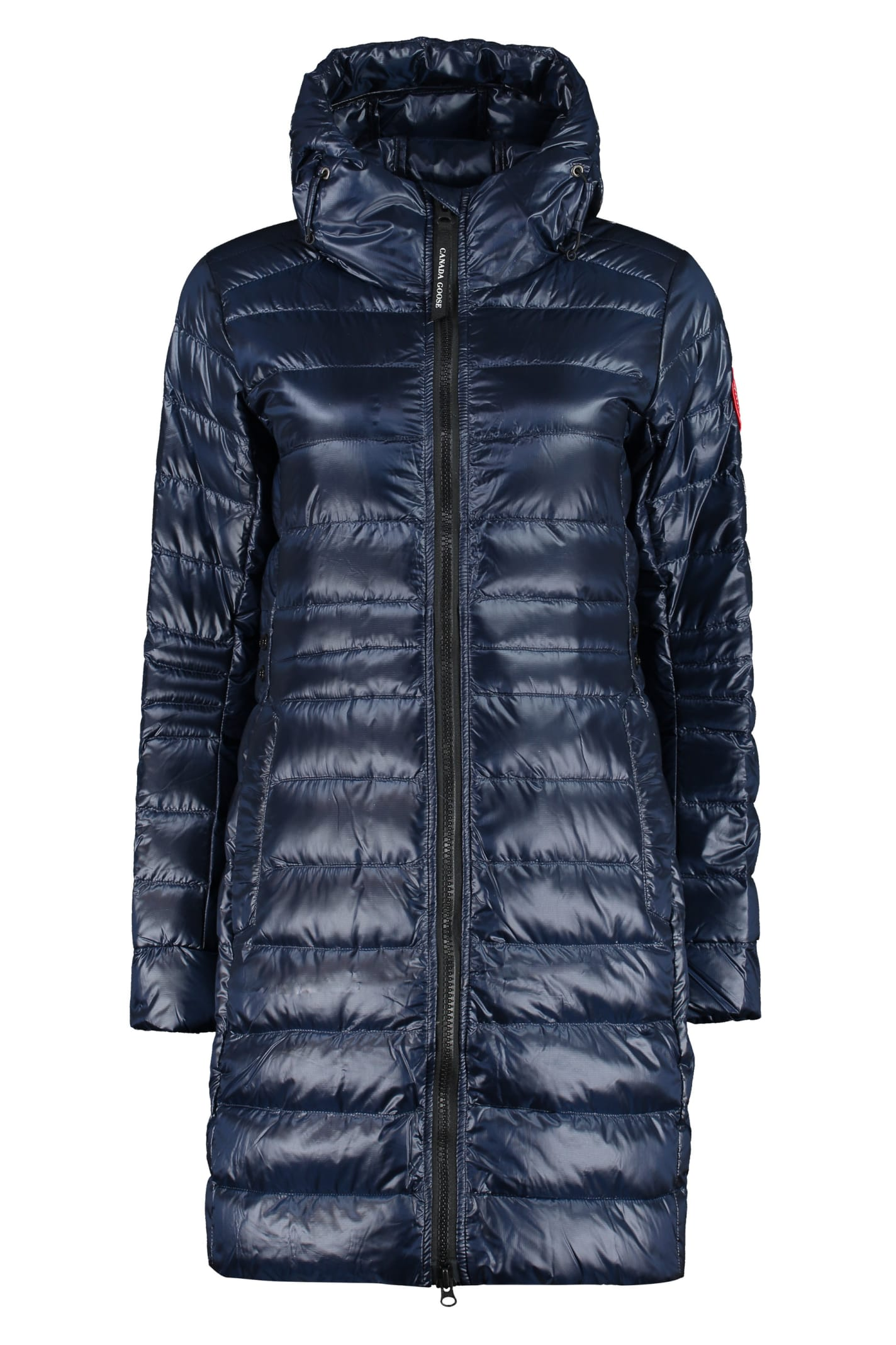 Canada Goose Bomber jackets CYPRESS LONG HOODED DOWN JACKET
