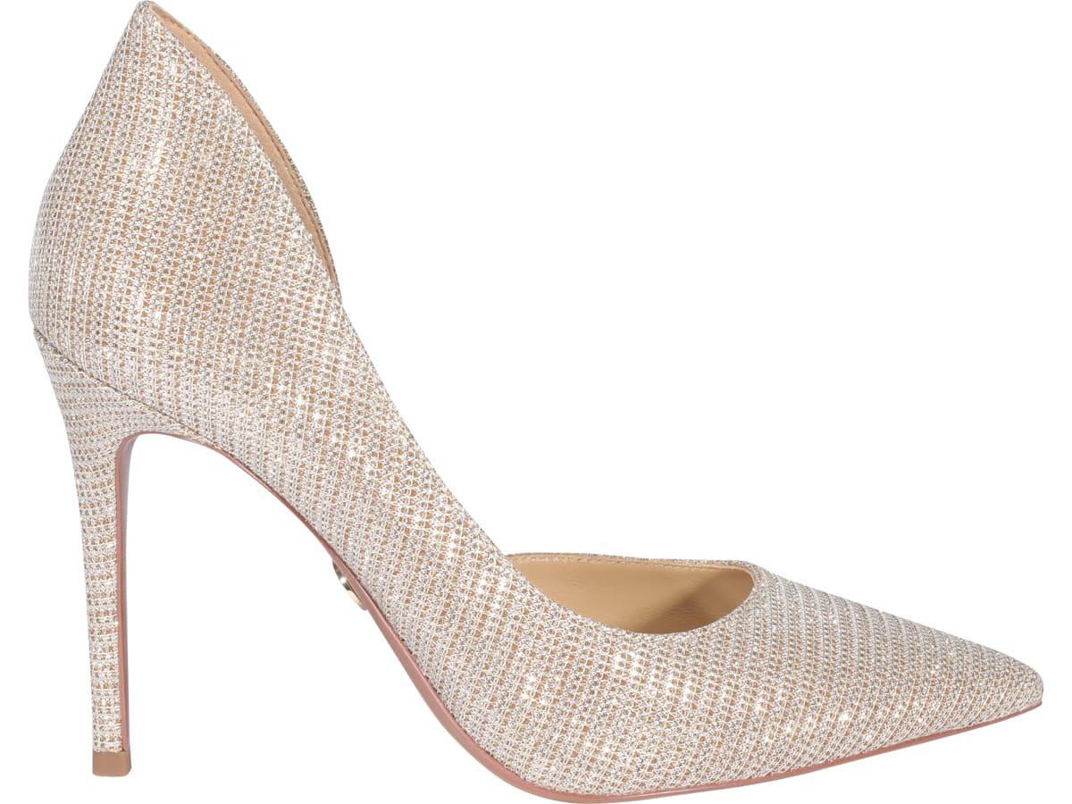 Buy Michael Kors Keke Dorsay Pump online, shop Michael Kors shoes with free shipping