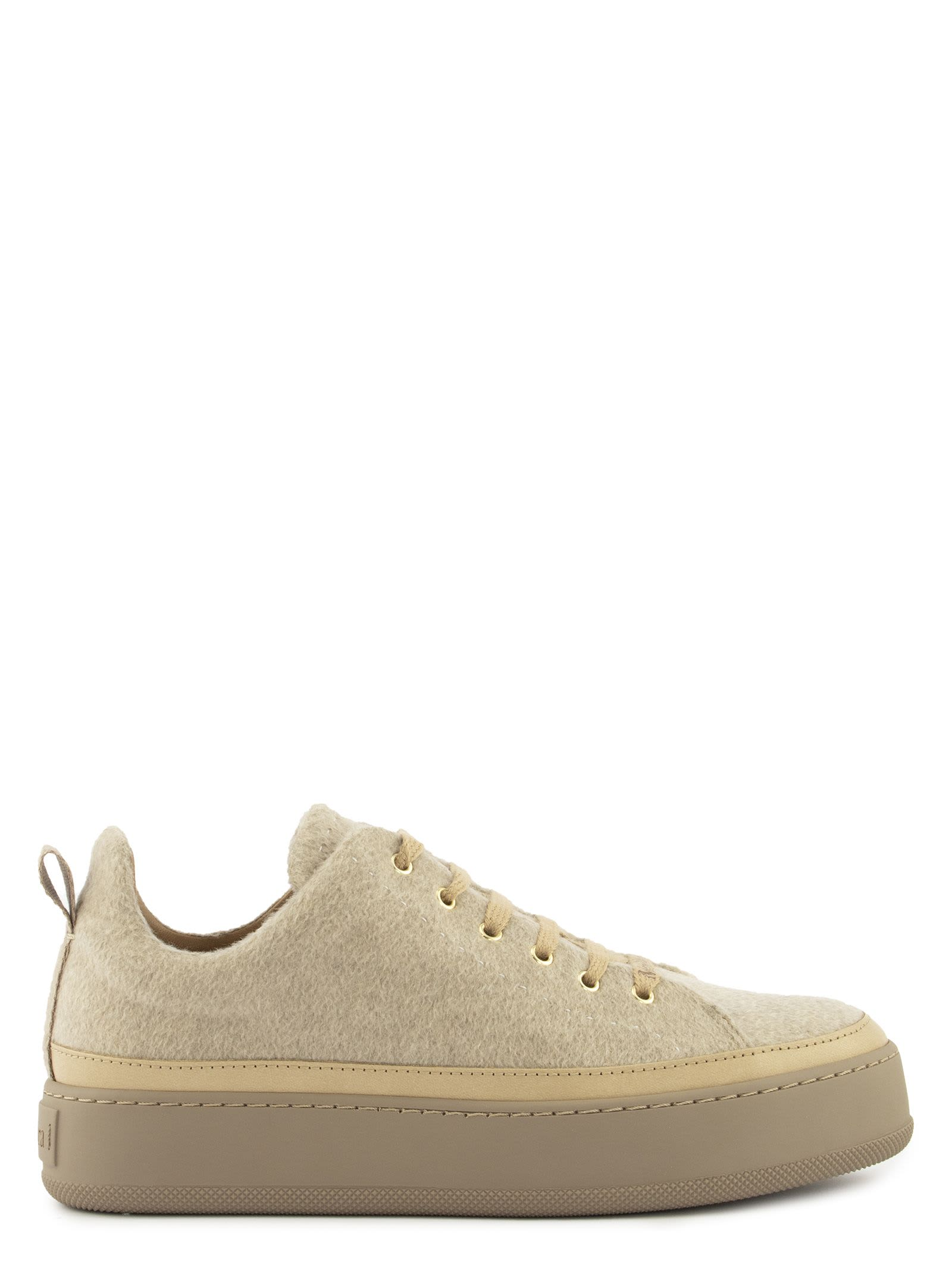 Max Mara Tunny Lace-up Sneakers