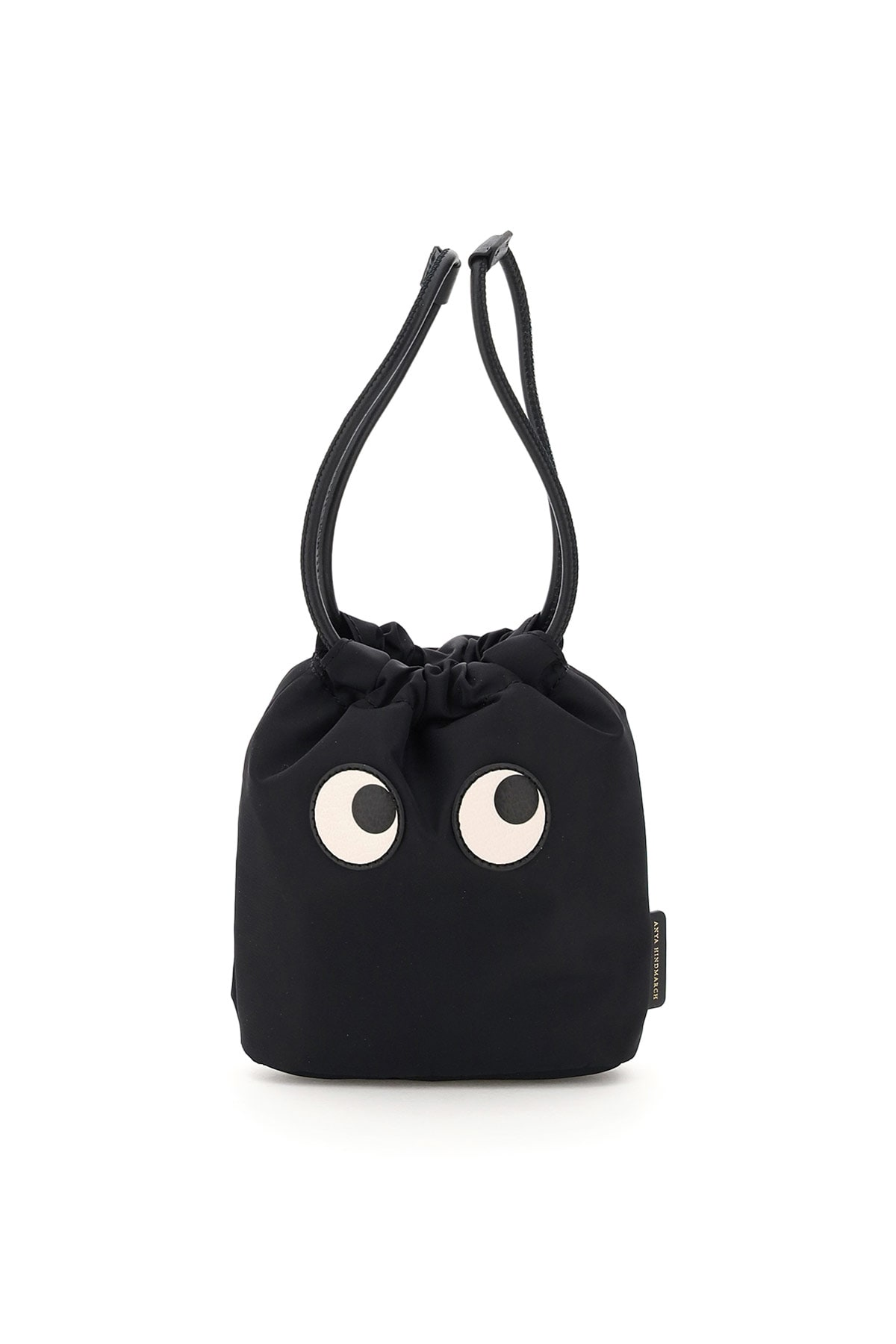 Anya Hindmarch Pouches DRAWSTRING POUCH EYES
