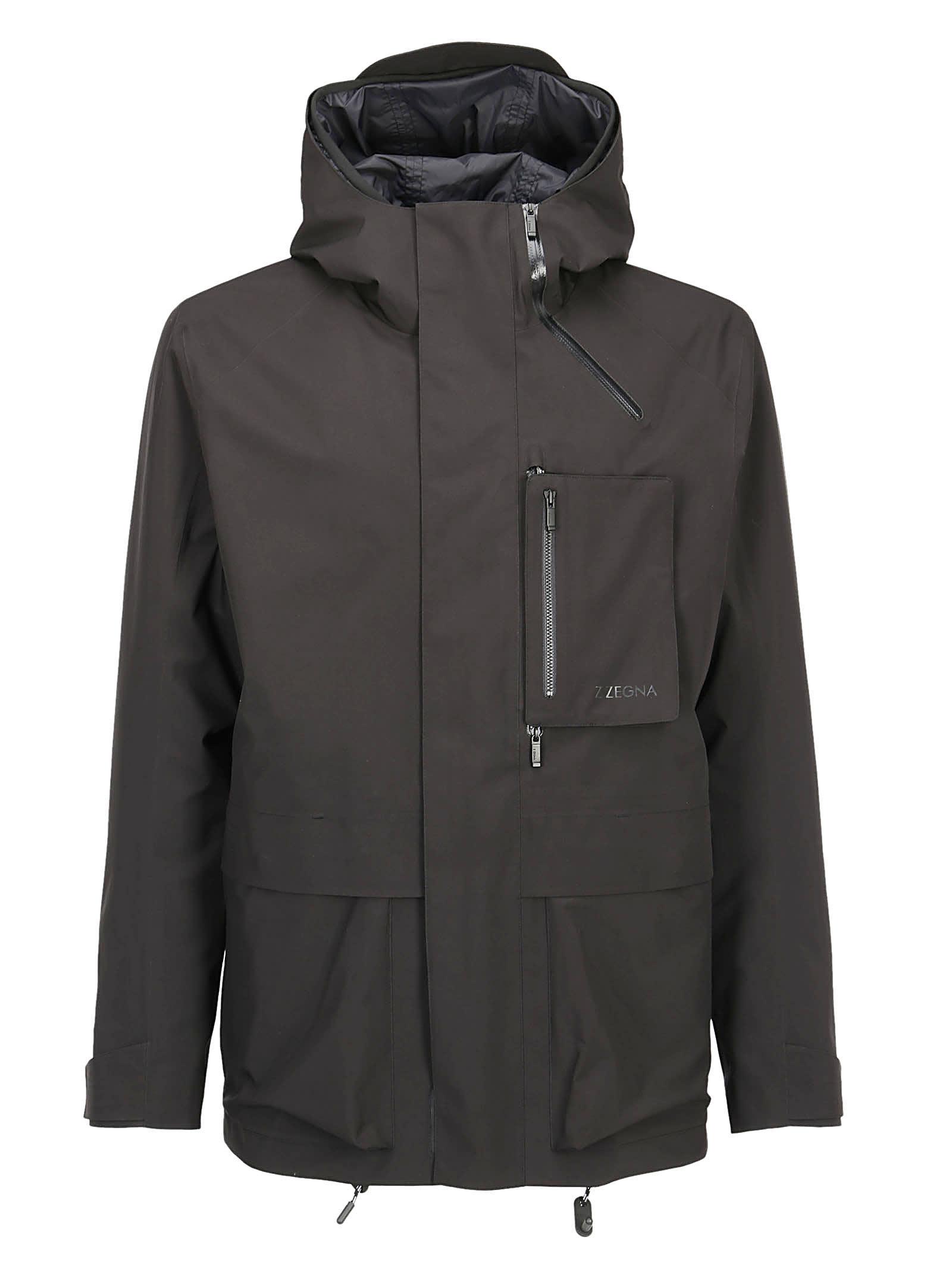 fed20bac Z Zegna Jacket
