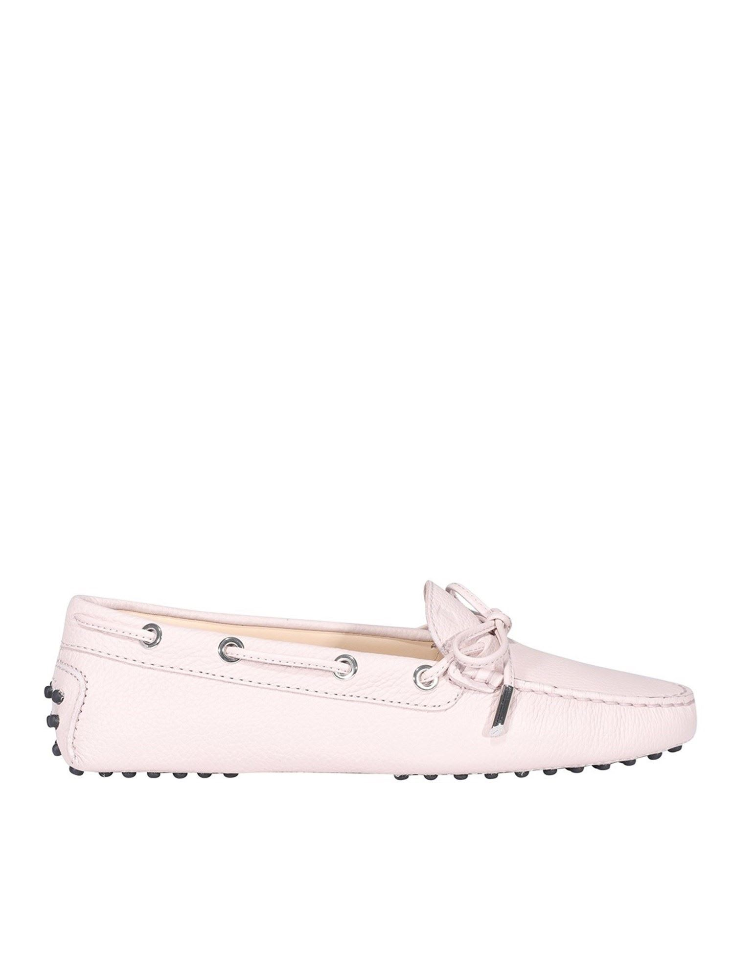 Buy Tods Driving Loafers online, shop Tods shoes with free shipping