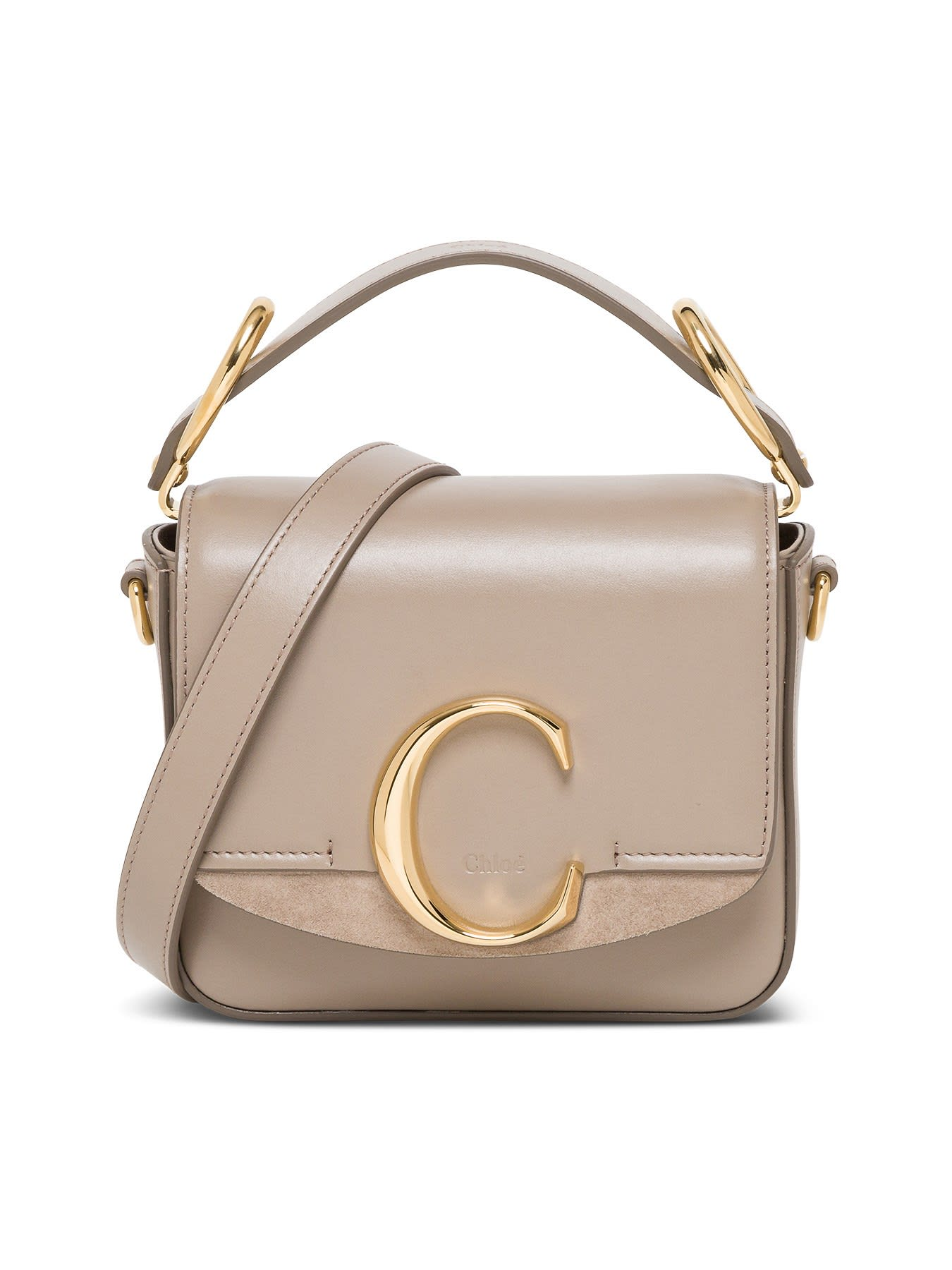 Chloé CHLOE C MINI CROSSBODY BAG