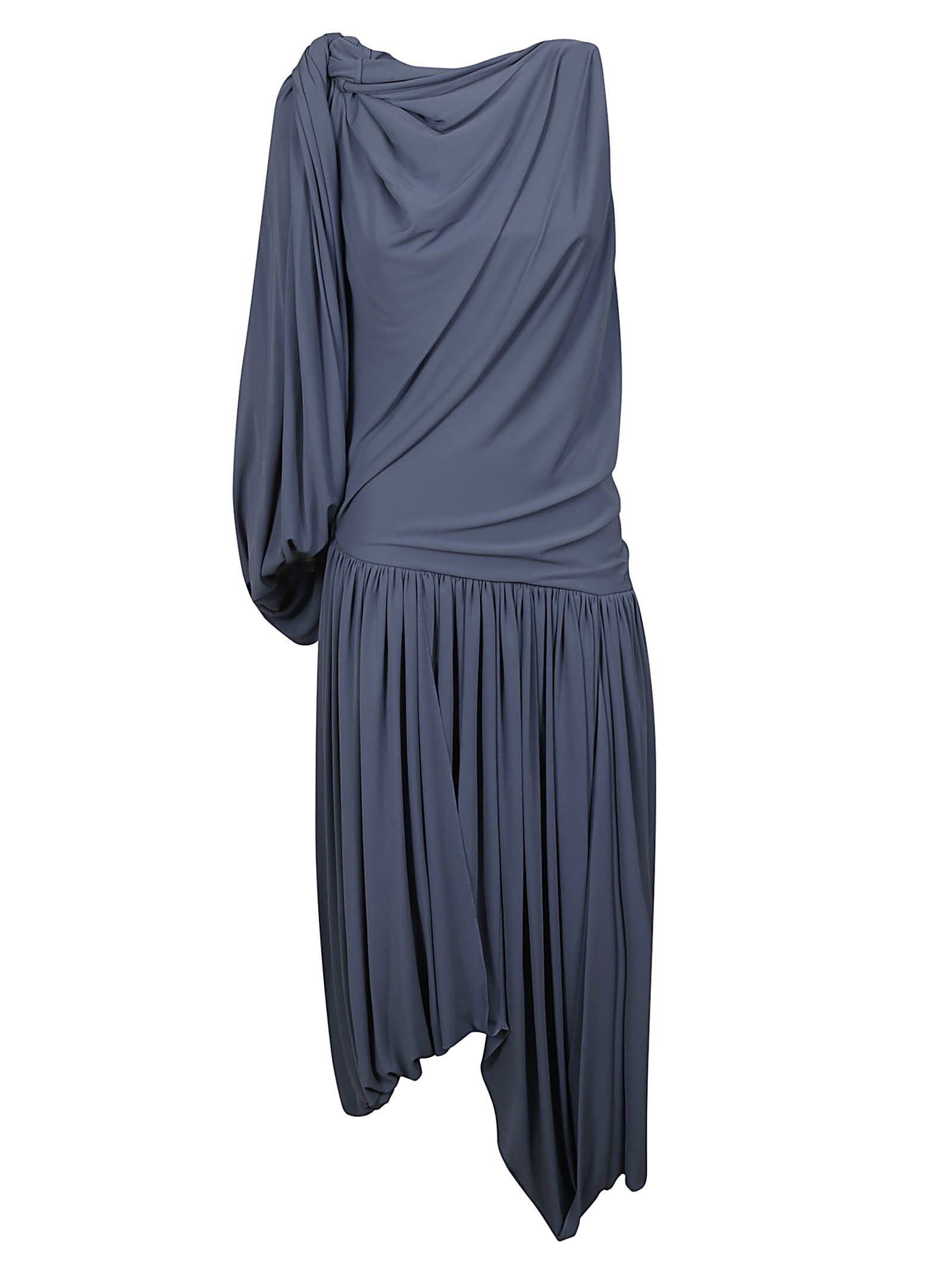 Buy J.W. Anderson One Sleeve Draped Dress online, shop J.W. Anderson with free shipping