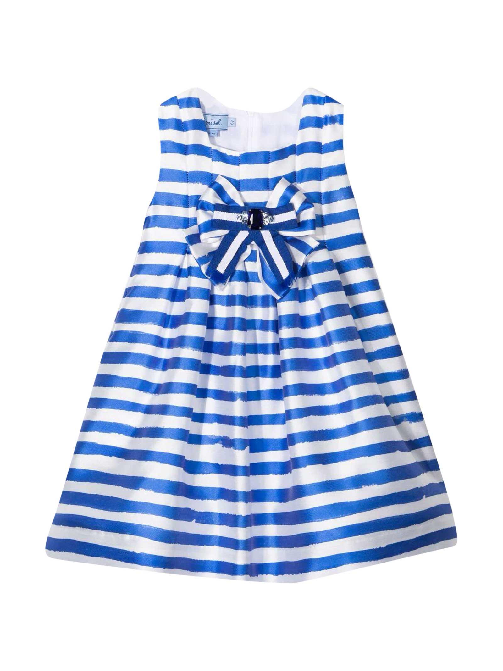 Mi Mi Sol Striped Dress