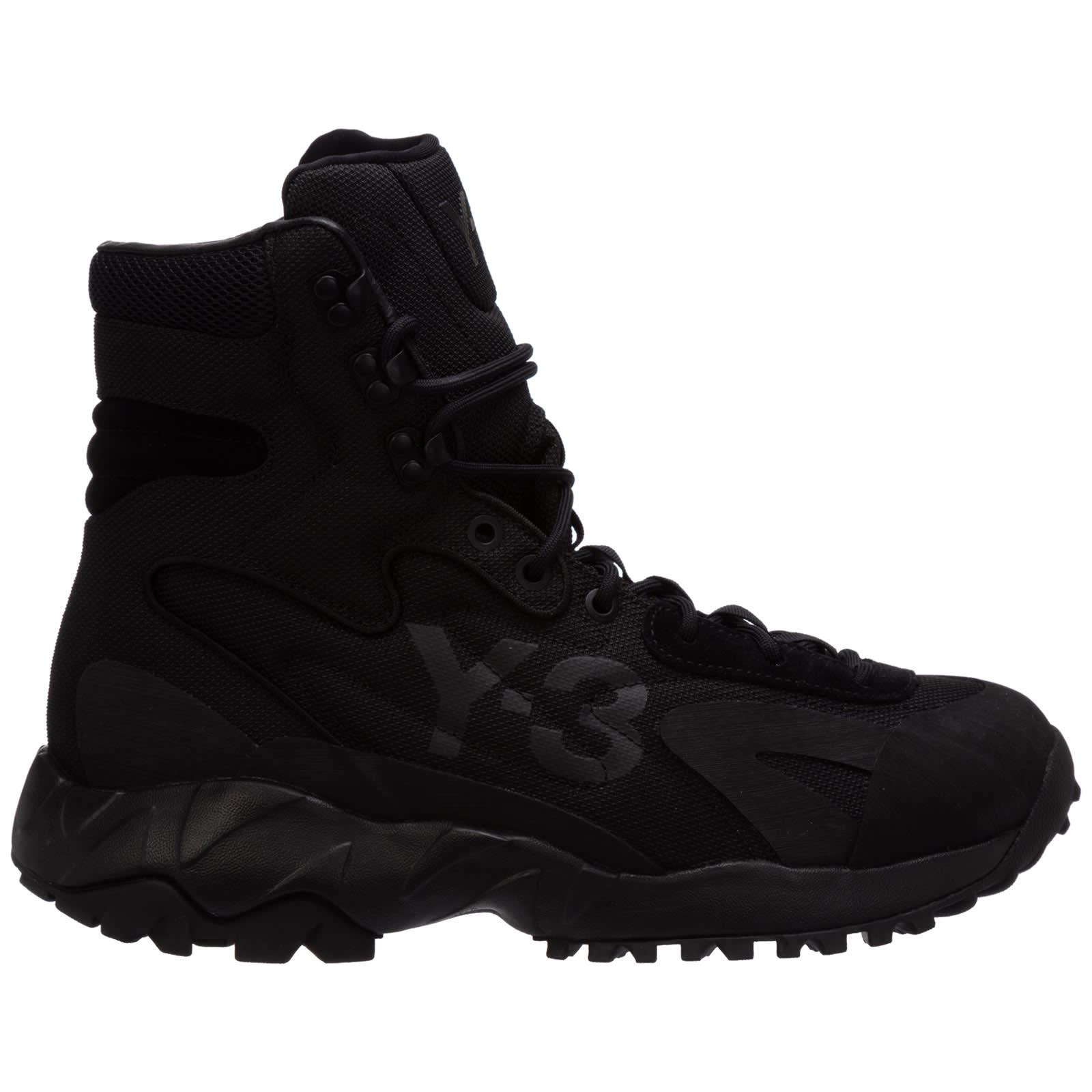 Y-3 Notoma High-top Sneakers