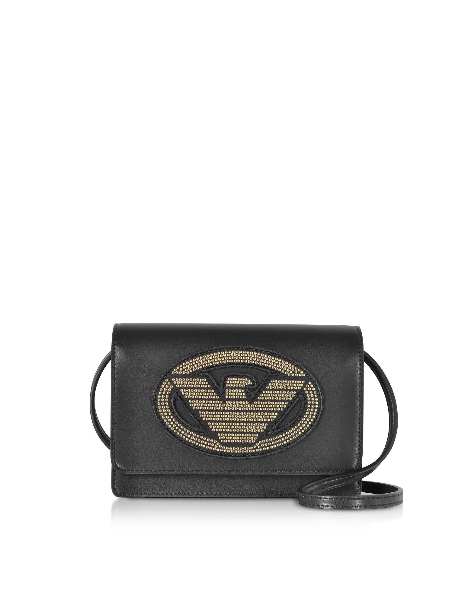 69ab6c90 Emporio Armani Logo Signature Mini Bag