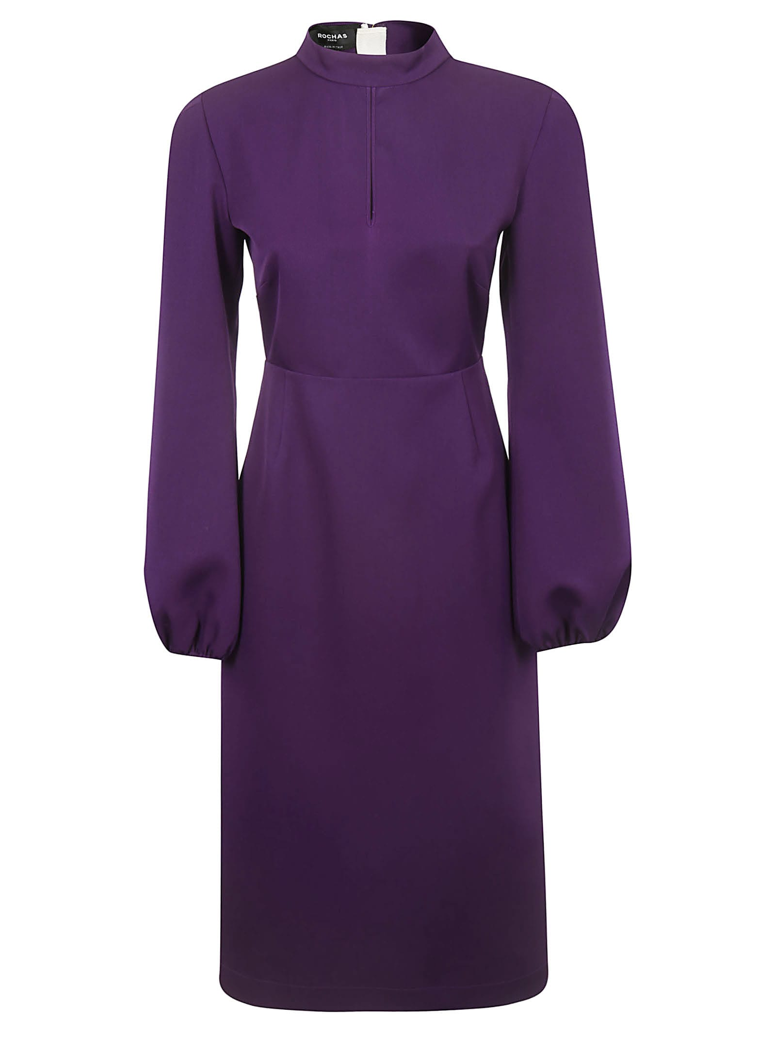 Rochas Zipped Dress