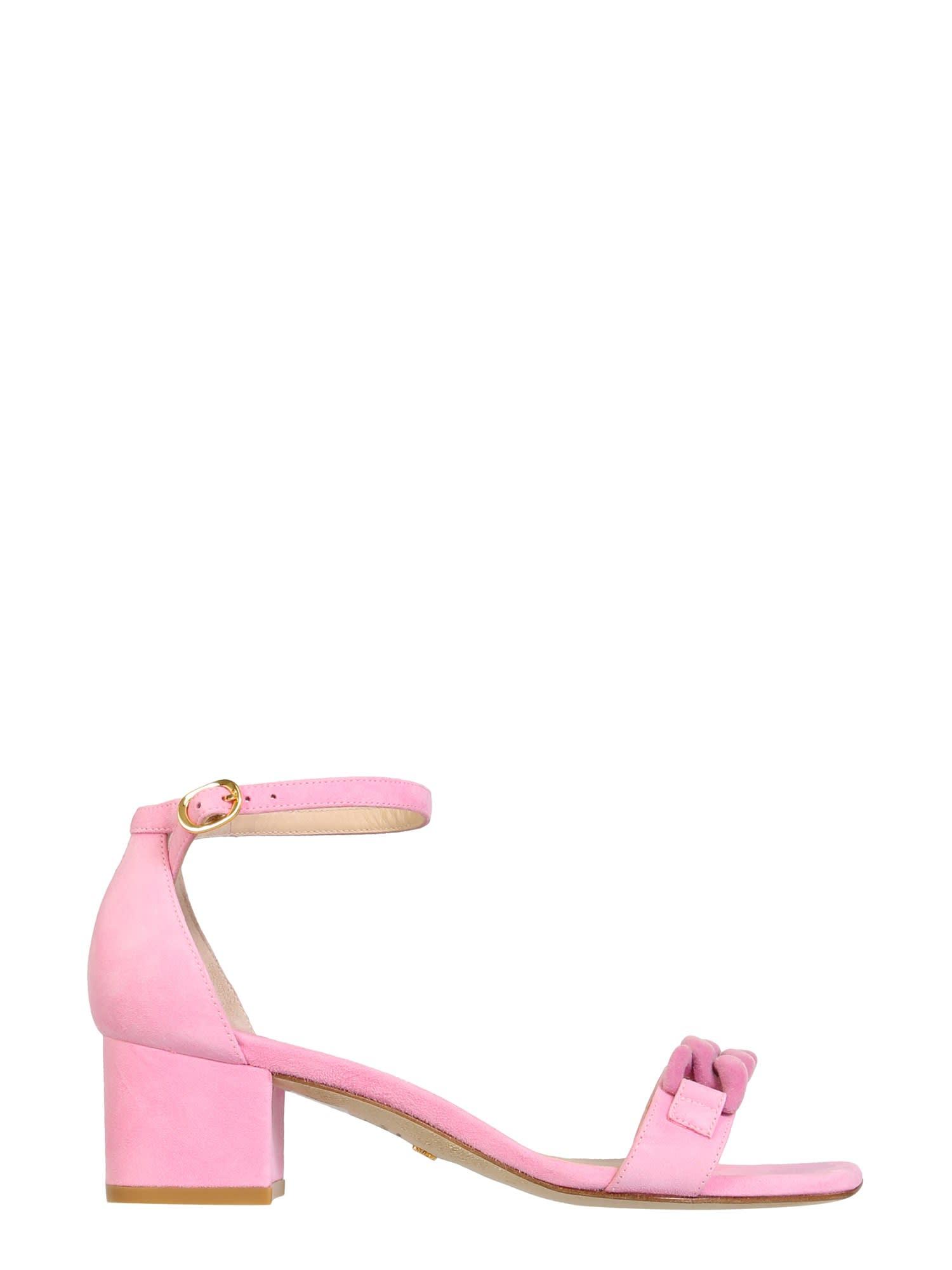 Buy Stuart Weitzman Amelina Sandals online, shop Stuart Weitzman shoes with free shipping
