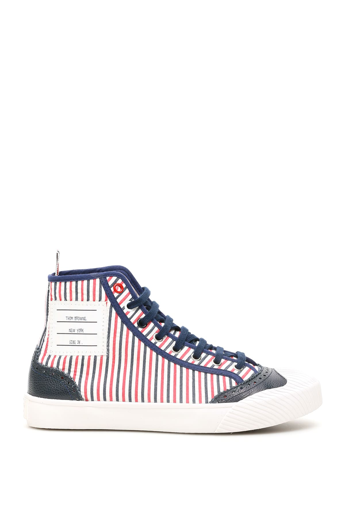 Thom Browne Hi-top Trainer Sneakers