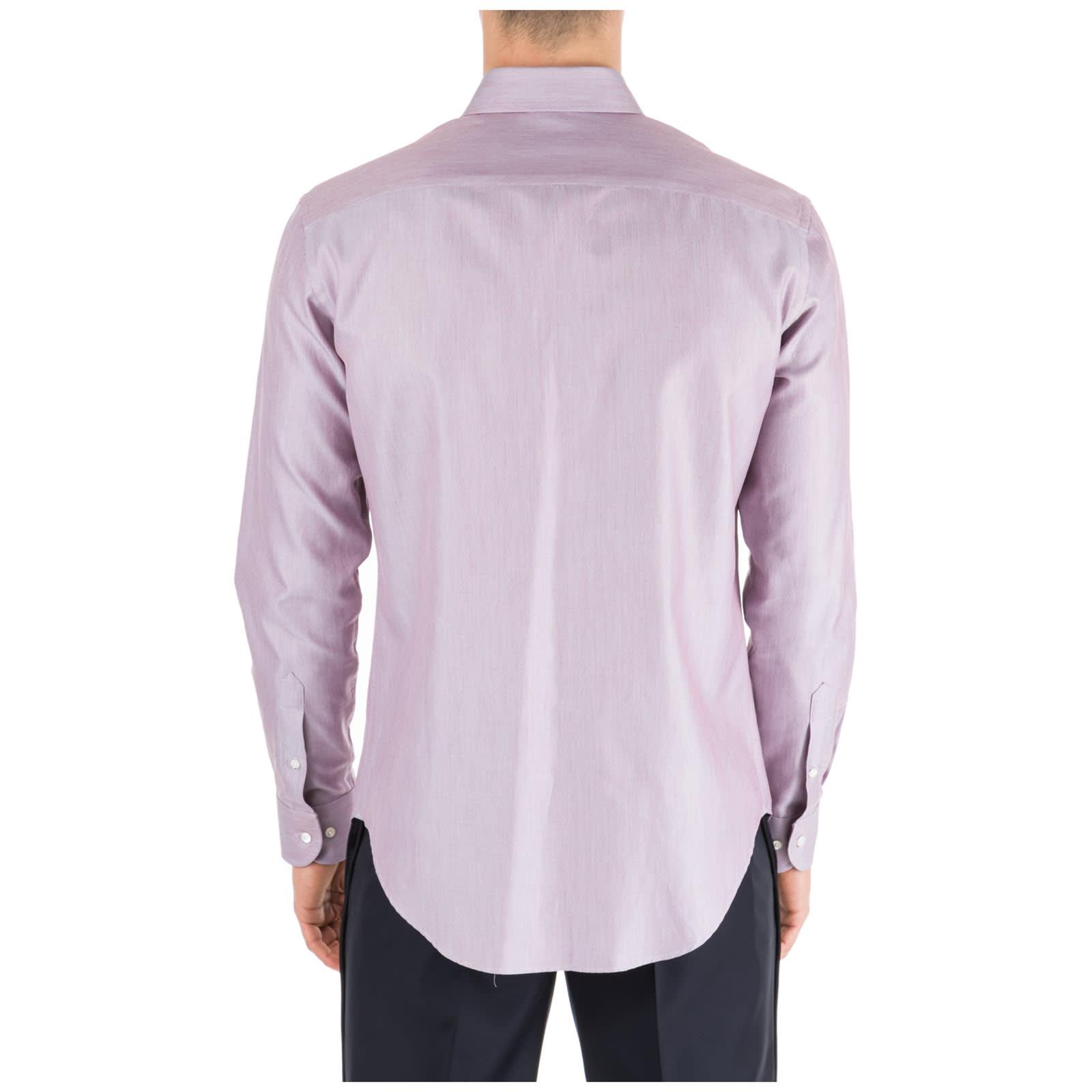 cheap for discount dd3b6 f050f Best price on the market at italist   Emporio Armani Emporio Armani  Herrenhemd Hemd Herren Langarm Langarmhemd Modern Fit