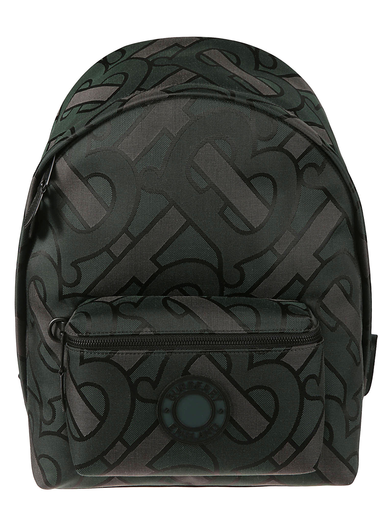 BURBERRY LOGO PATCH BACKPACK