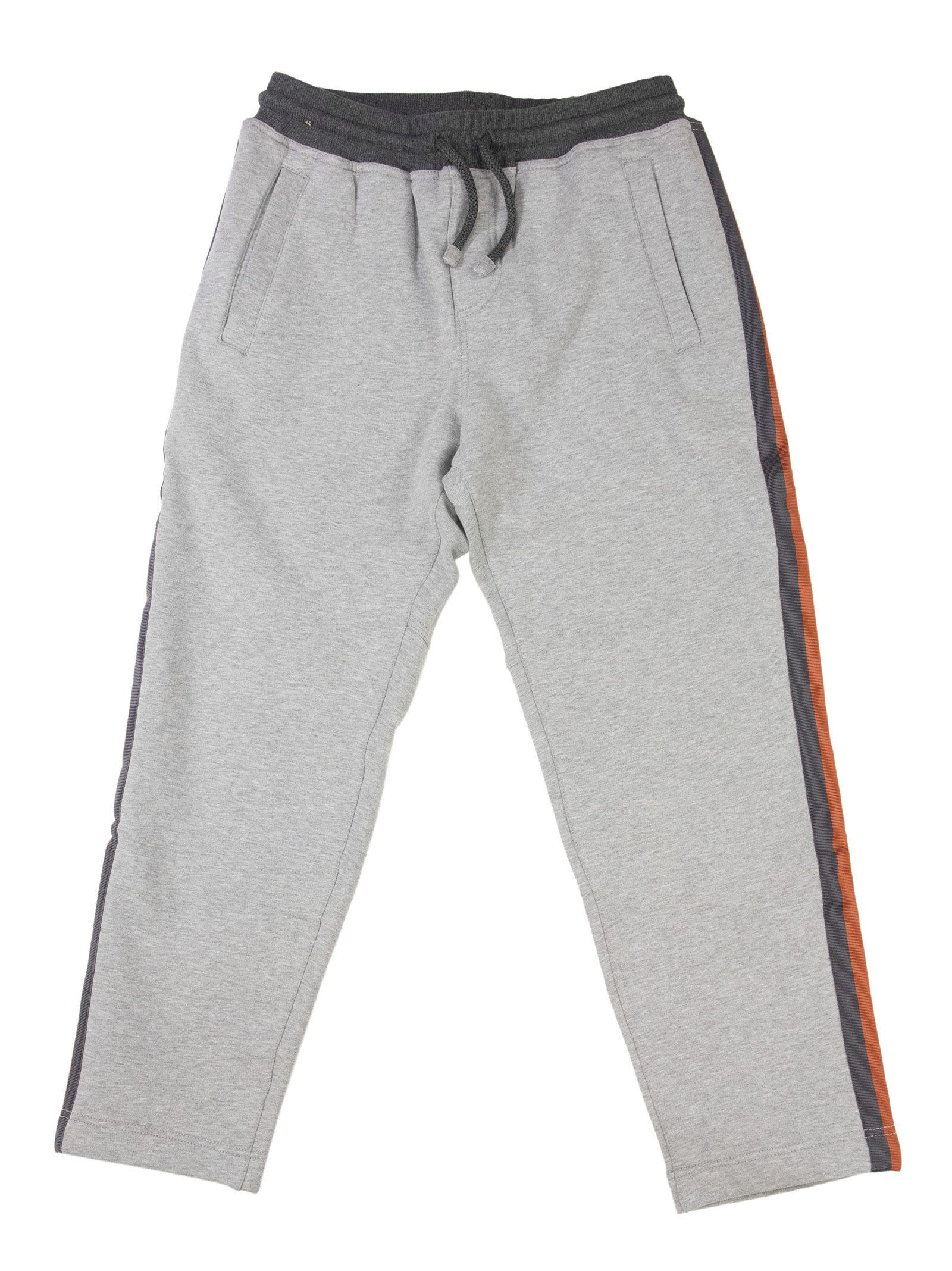 Brunello Cucinelli Cottons COMFORT COTTON FRENCH TERRY SWEATPANTS