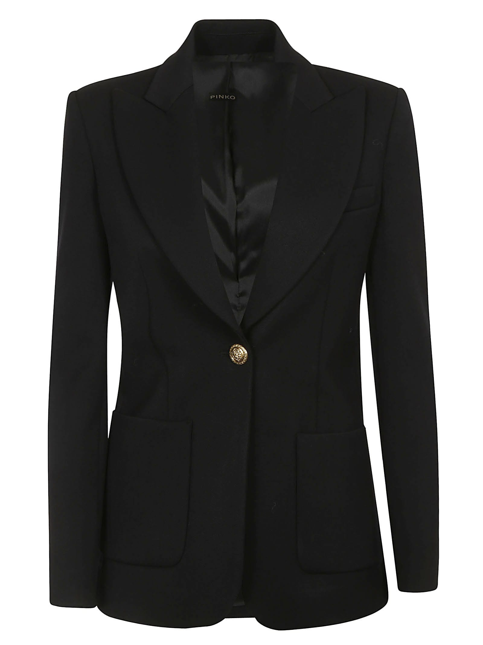 Pinko Single Buttoned Blazer