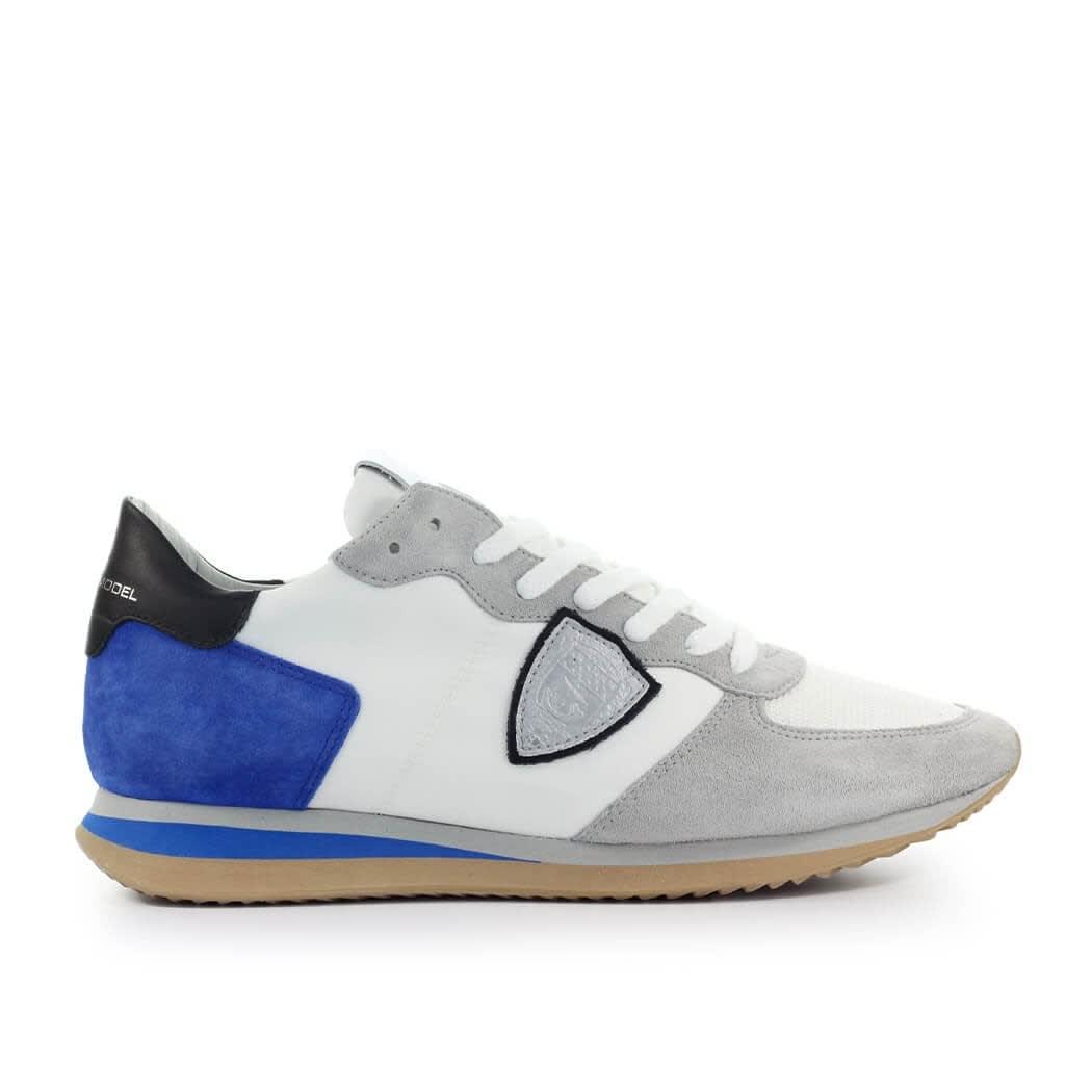 Philippe Model TRPX MONDIAL WHITE BLUE SNEAKER