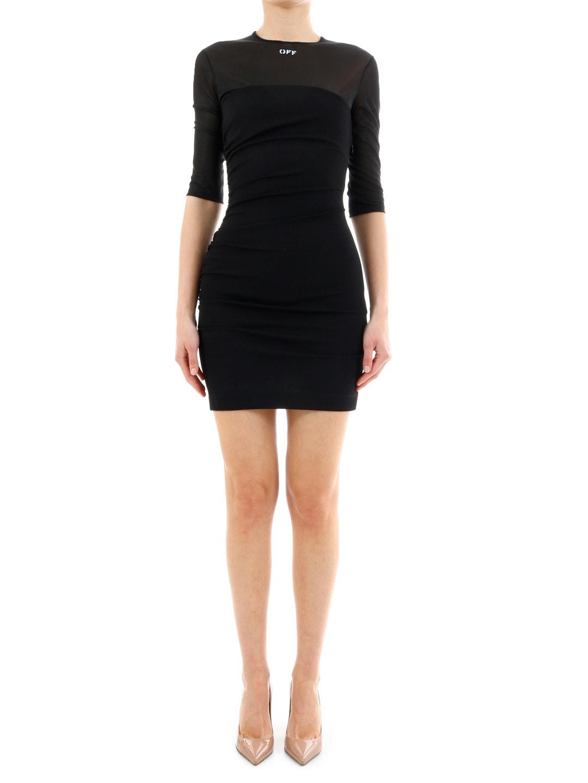 Off-White Black Dress off