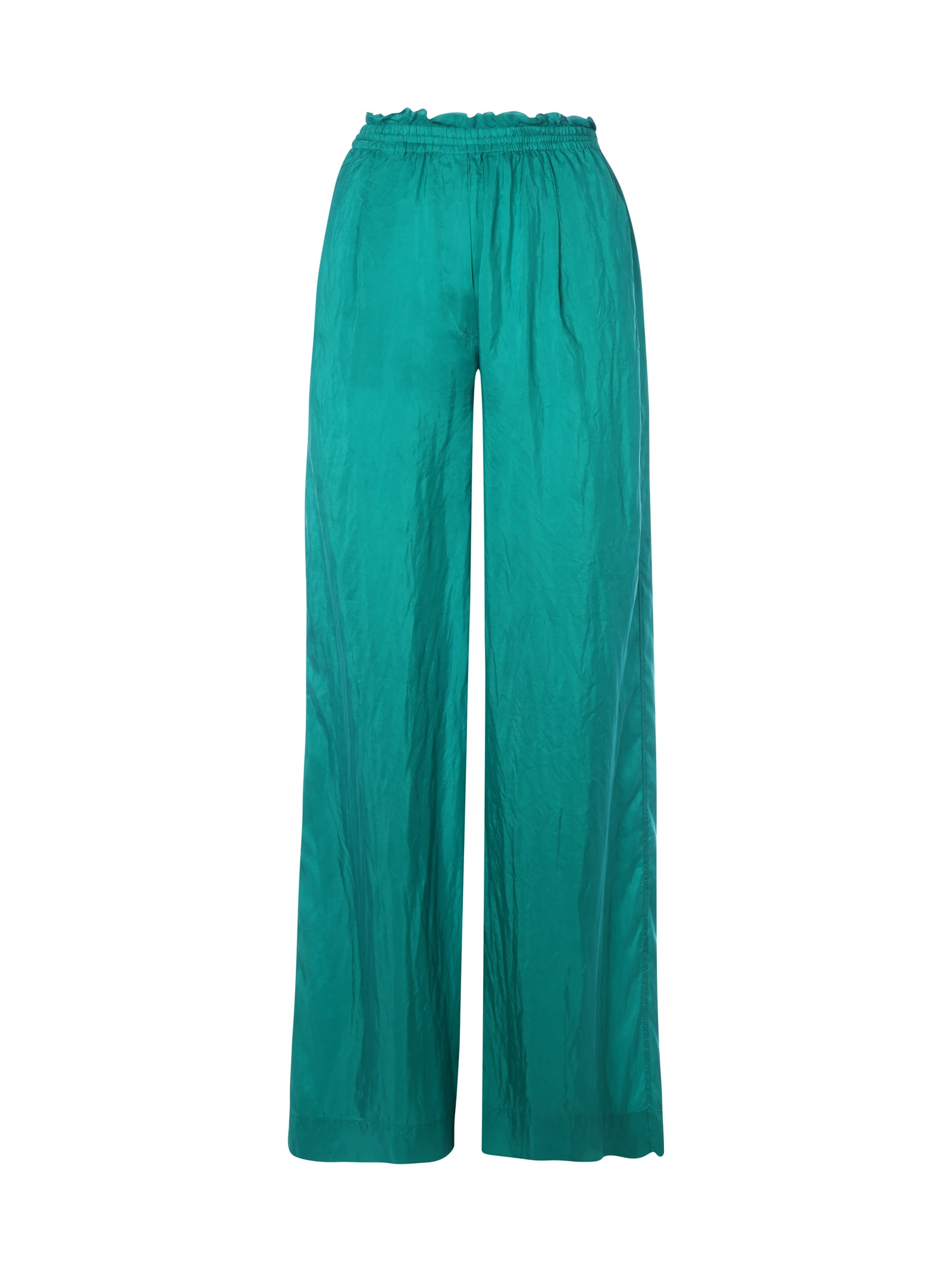 Forte Forte Large Silk Pants