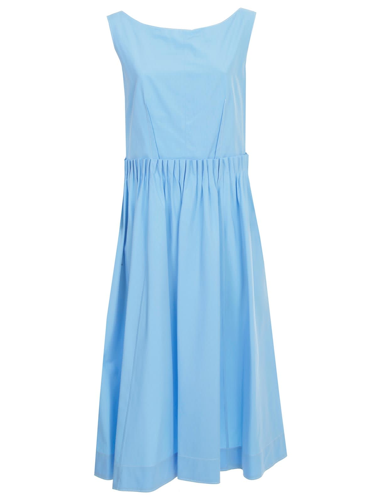 Buy Marni Dress W/s Cotton Popeline online, shop Marni with free shipping
